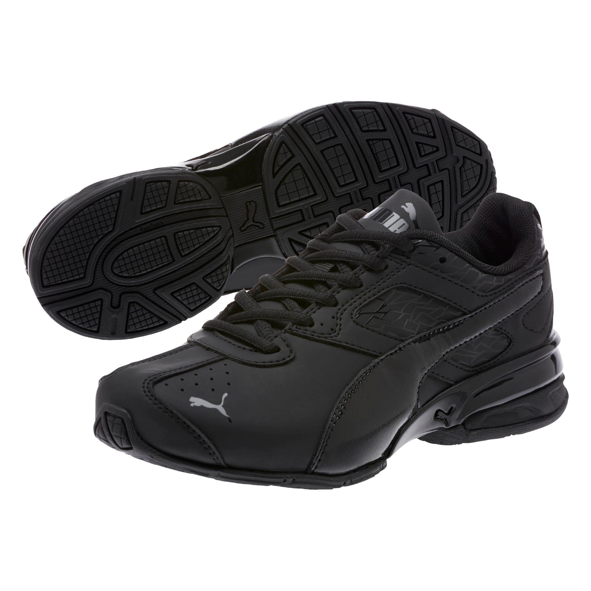 Thumbnail 1 of Tazon 6 Fracture FM Sneakers JR, Puma Black, medium