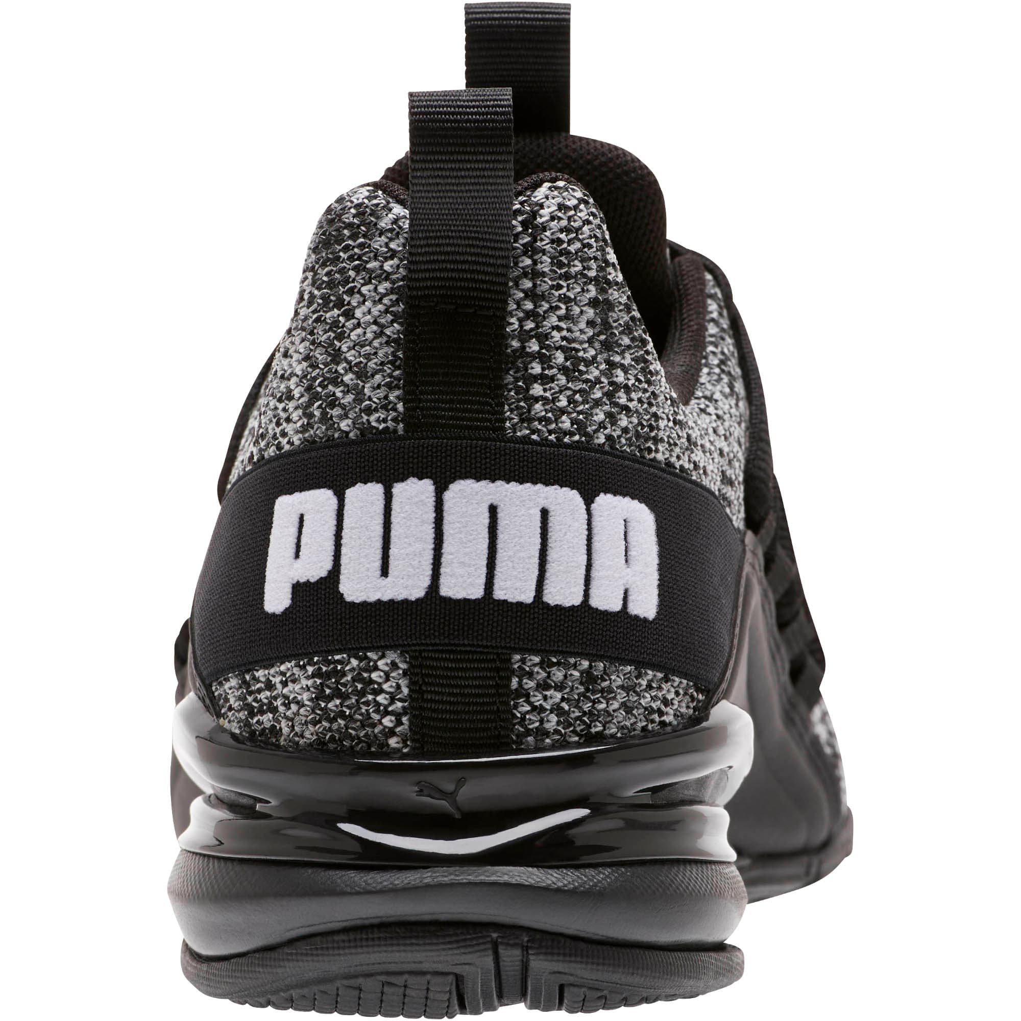Thumbnail 3 of Axelion Training Shoes JR, Puma Black, medium