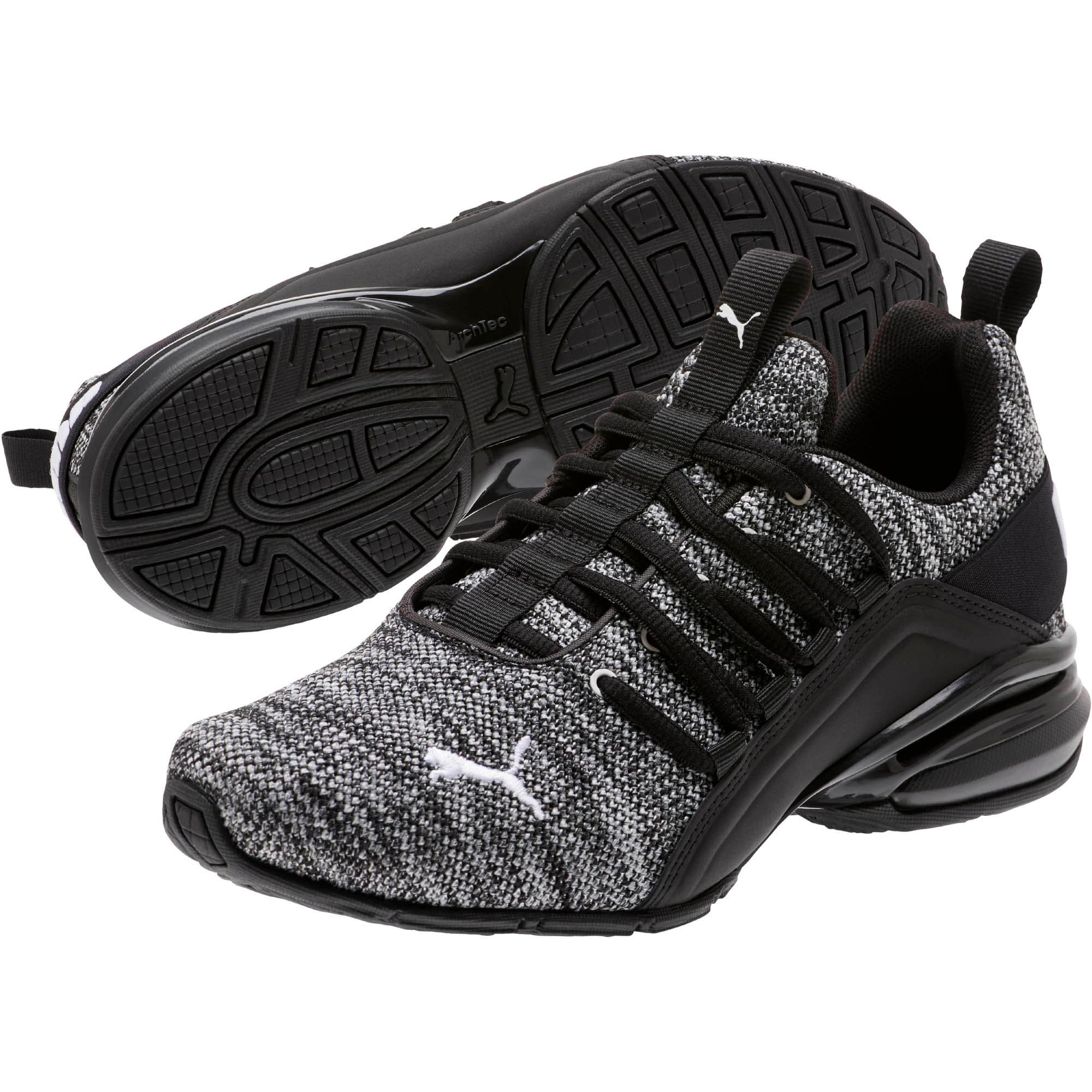 Thumbnail 2 of Axelion Training Shoes JR, Puma Black, medium