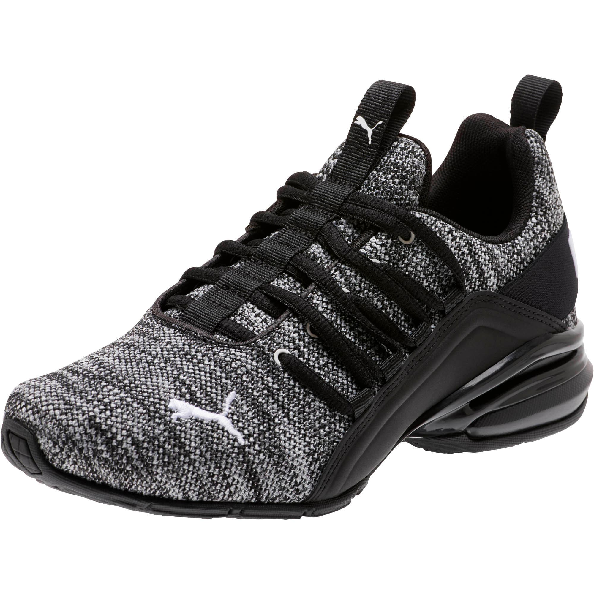 Thumbnail 1 of Axelion Training Shoes JR, Puma Black, medium