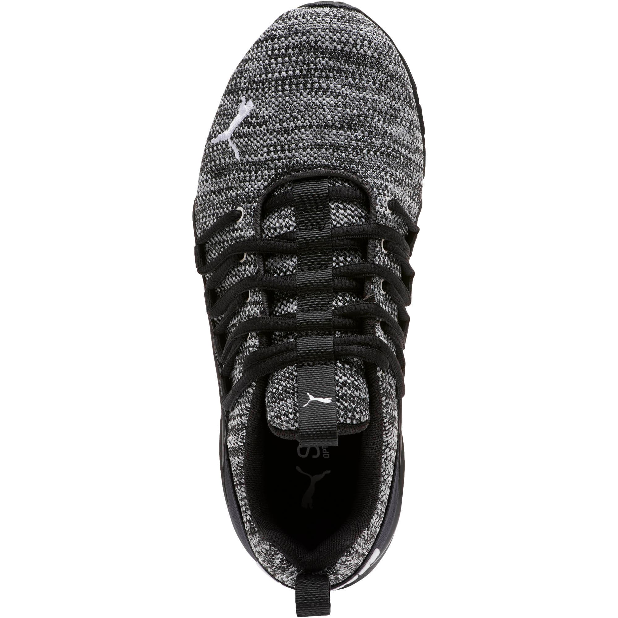 Thumbnail 5 of Axelion Training Shoes JR, Puma Black, medium