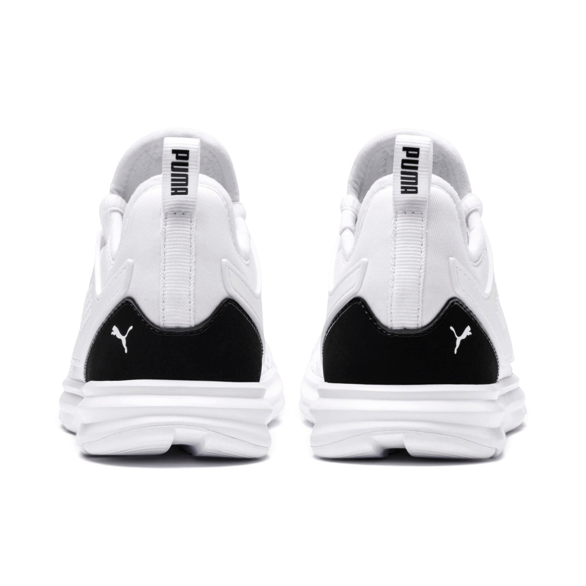 Thumbnail 4 of IGNITE Limitless 2 AC Little Kids' Little Kids' Shoes, Puma White-Puma Black, medium