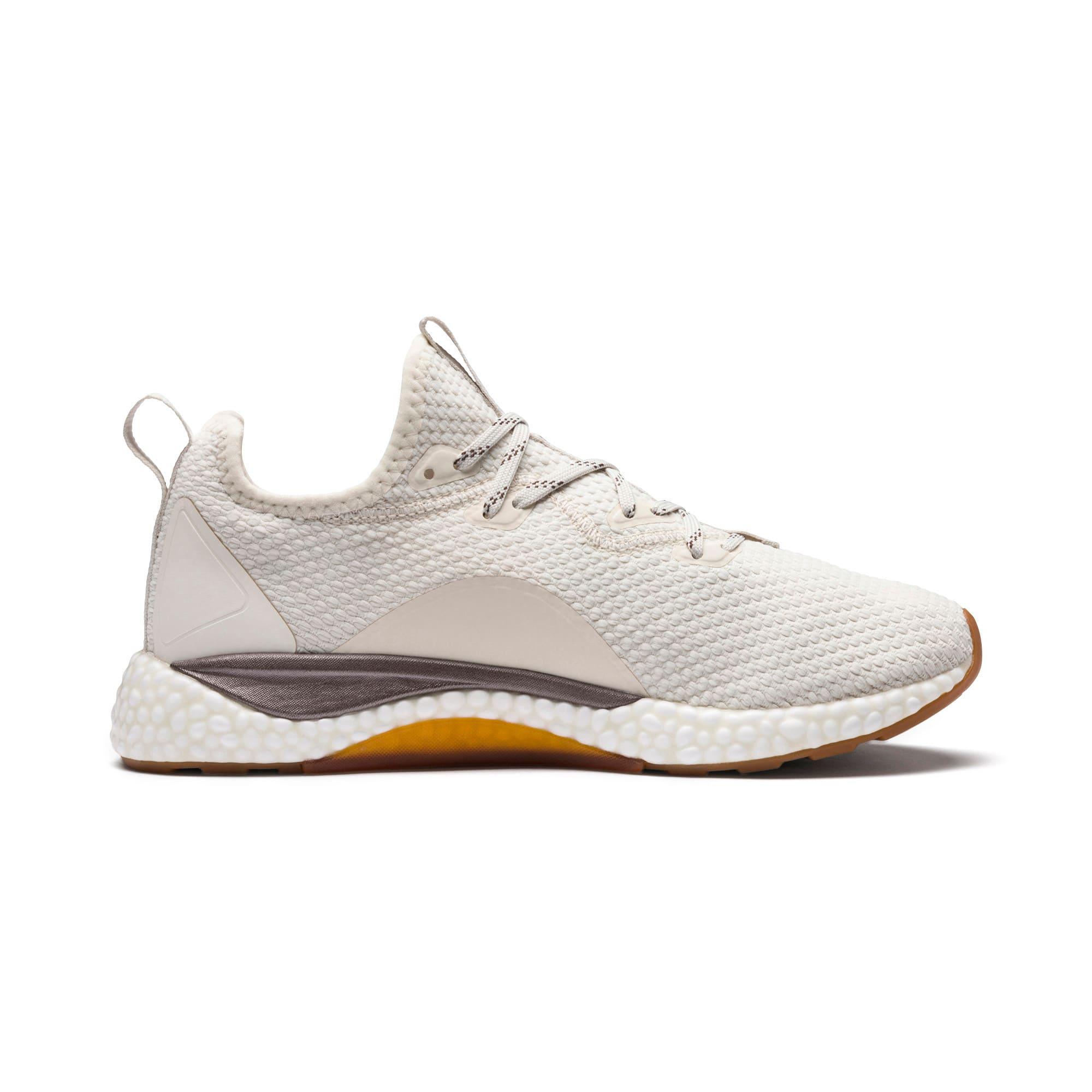 Thumbnail 5 of HYBRID Runner Luxe Women's Running Shoes, Whisper White-Puma White, medium