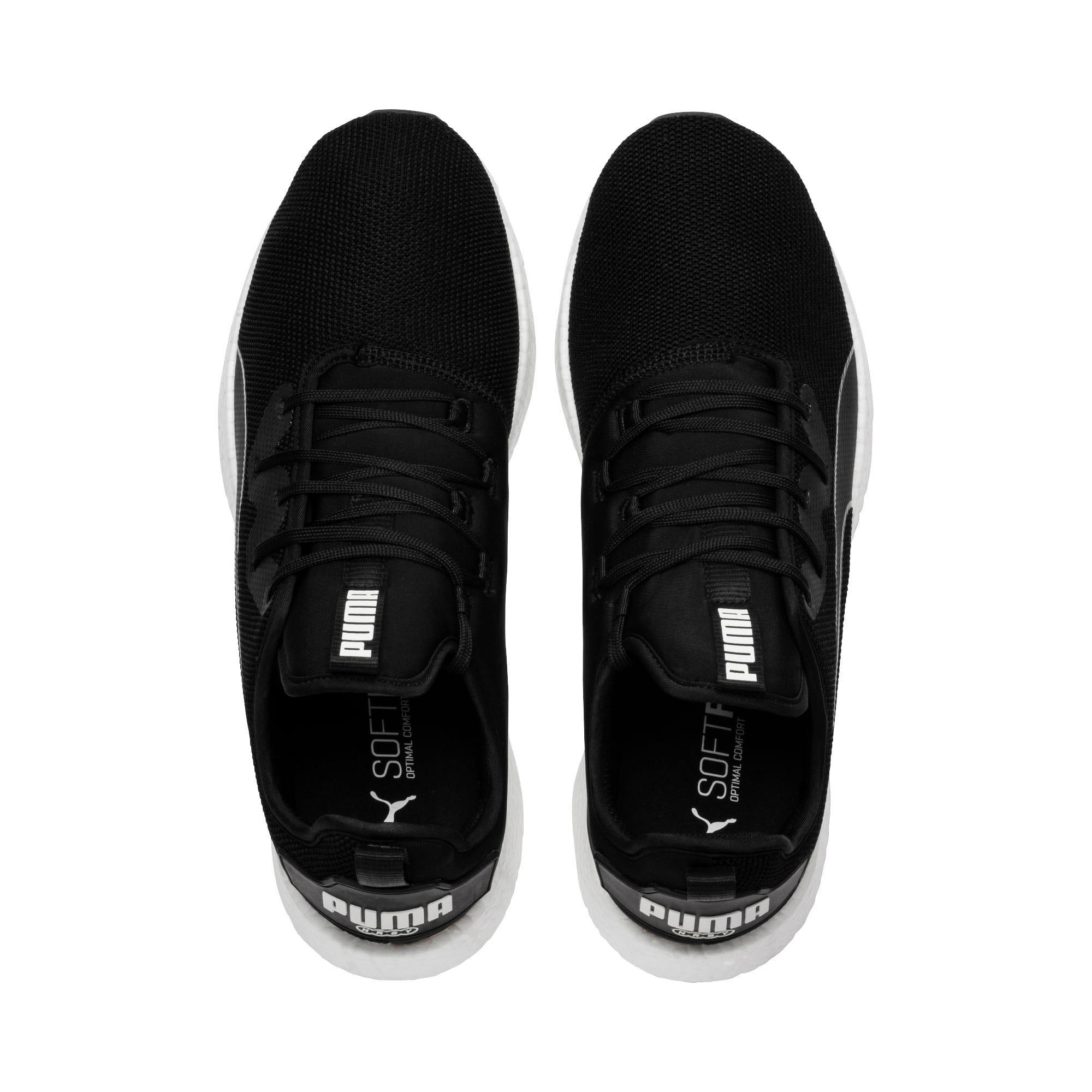 Thumbnail 6 of NRGY Neko Men's Running Shoes, Puma Black-Puma White, medium