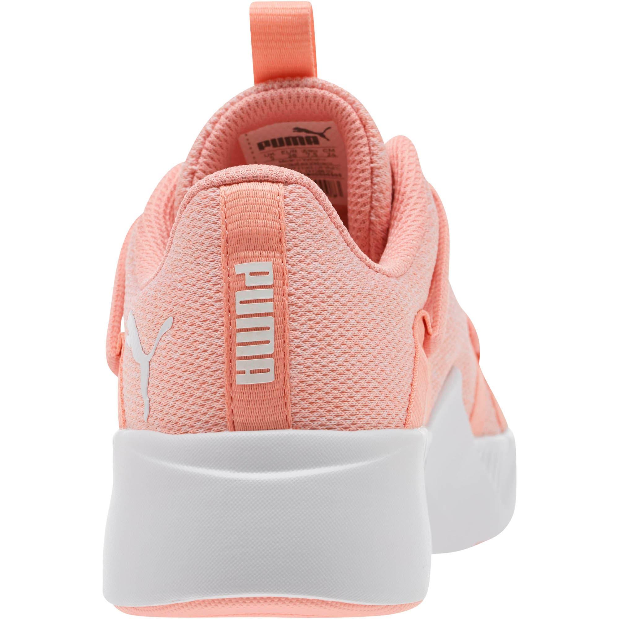 Thumbnail 4 of Incite Knit Women's Training Shoes, Peach Bud-Puma White, medium