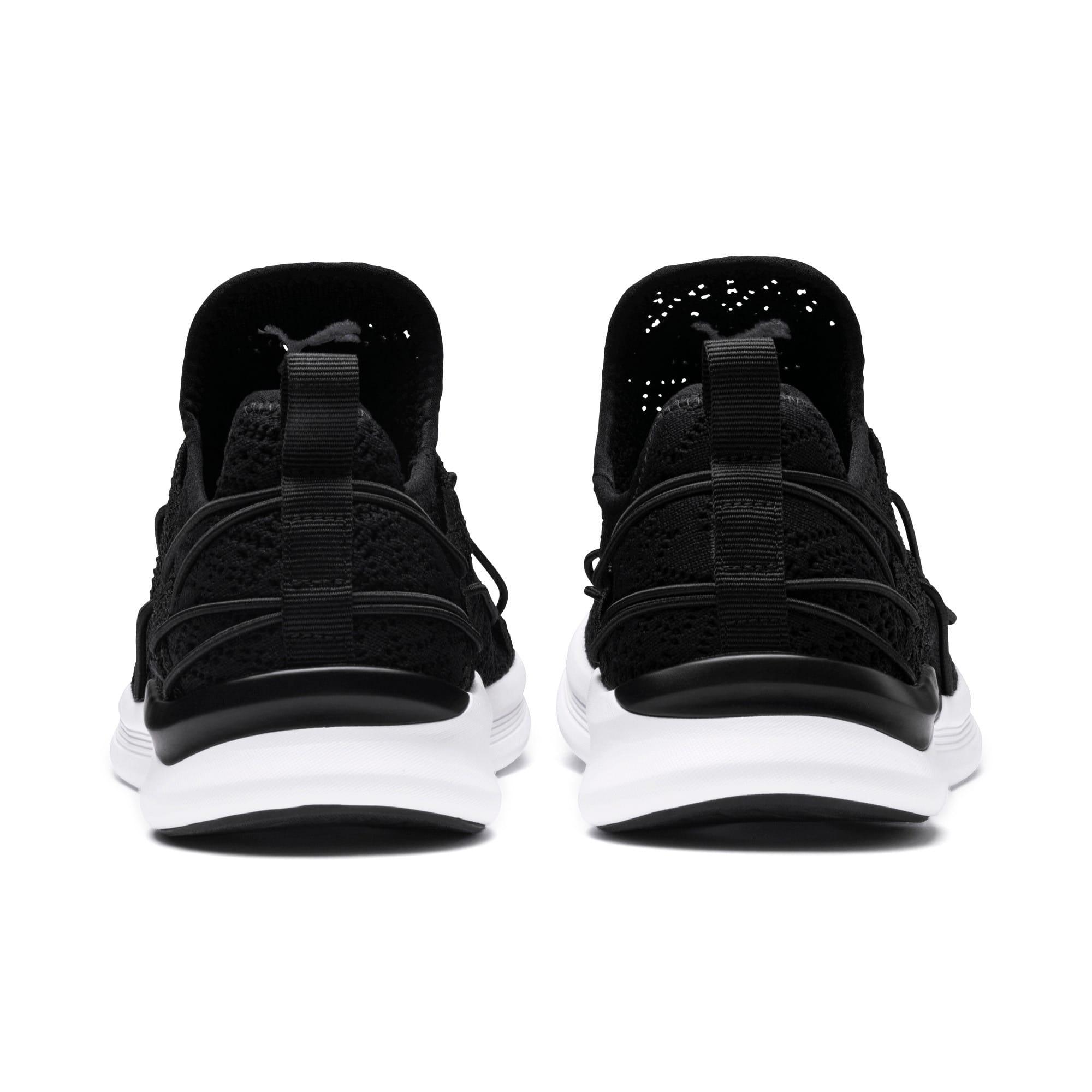 Thumbnail 4 of IGNITE Flash Sensua Women's Running Shoes, Puma Black-Puma White, medium