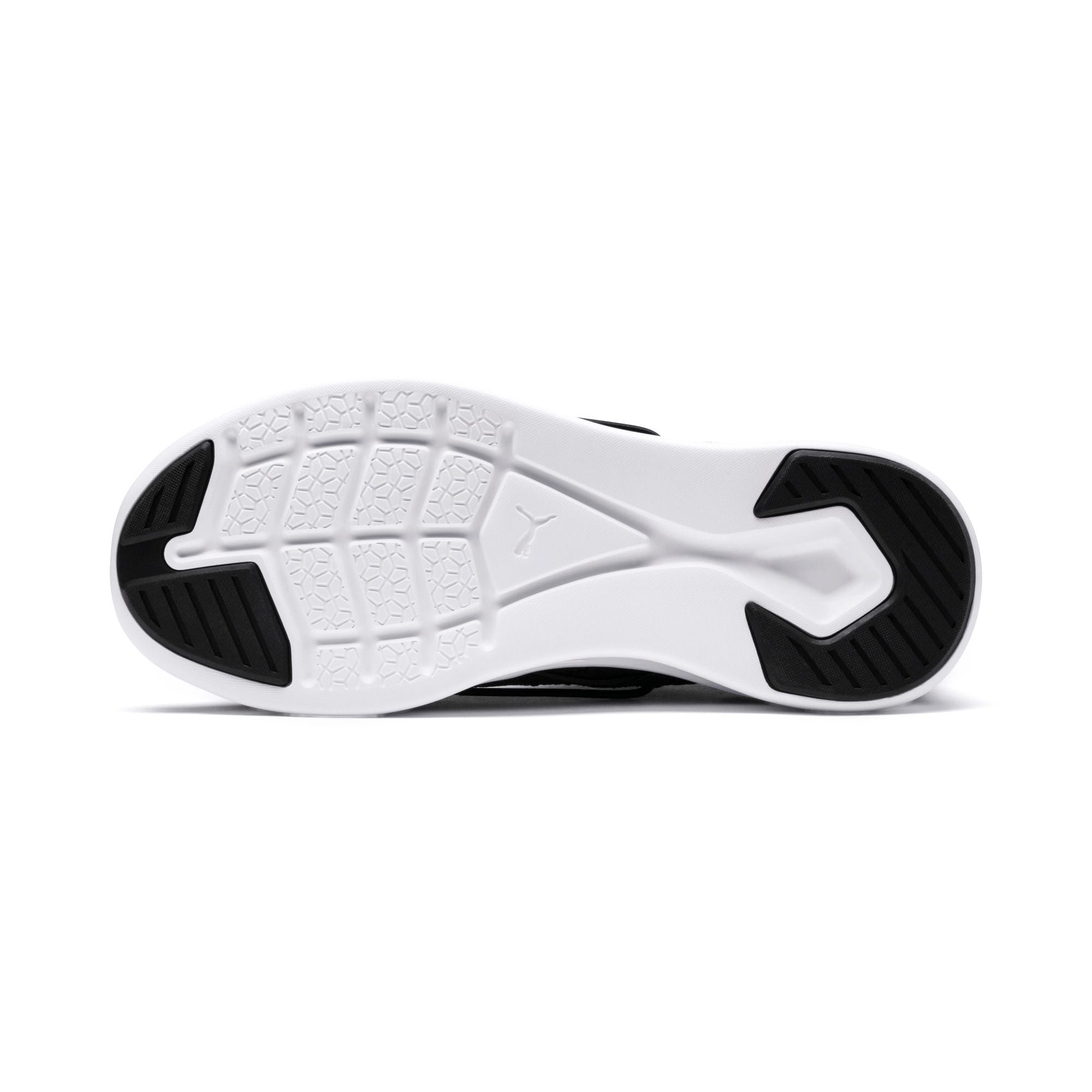 Thumbnail 3 of IGNITE Flash Sensua Women's Running Shoes, Puma Black-Puma White, medium
