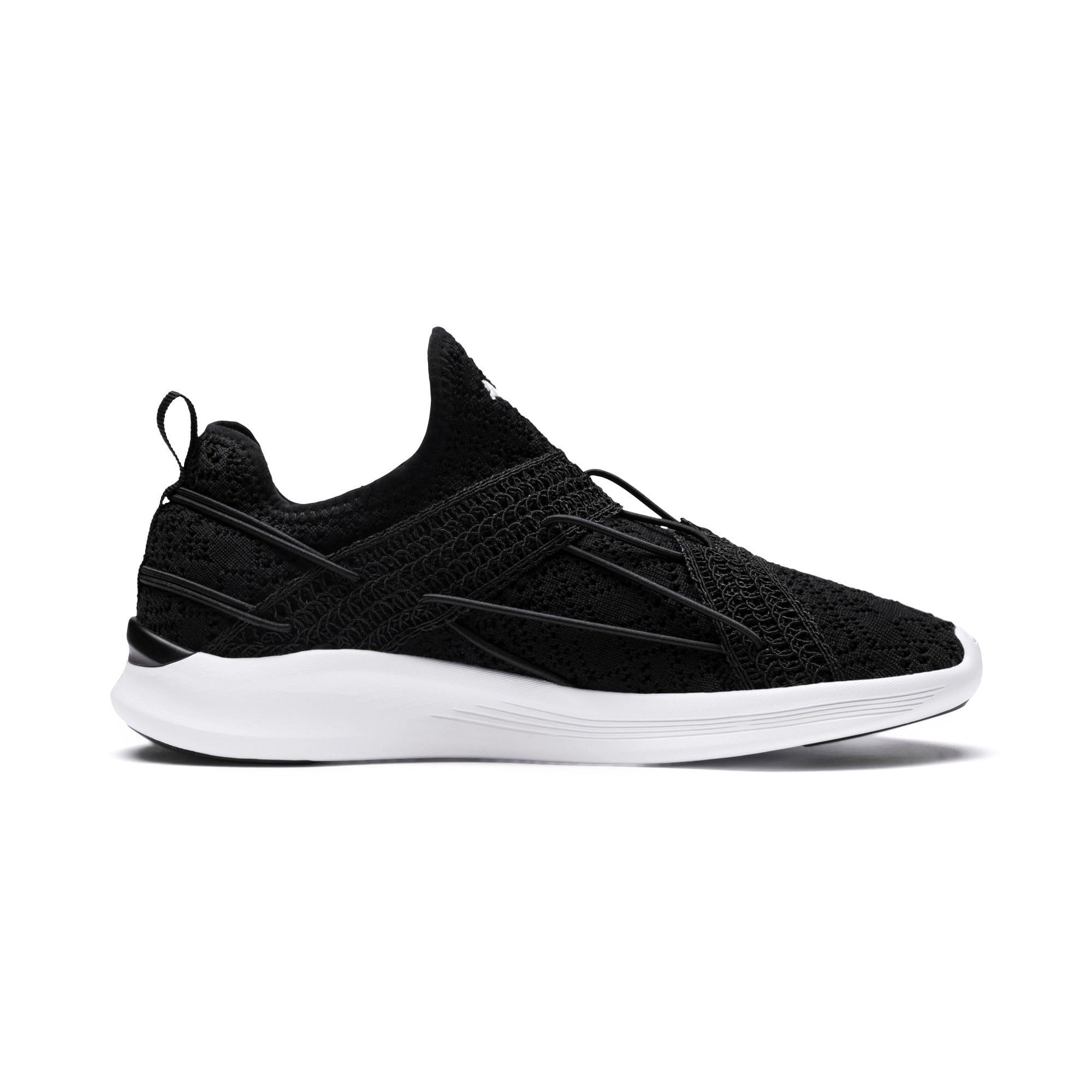 Thumbnail 5 of IGNITE Flash Sensua Women's Running Shoes, Puma Black-Puma White, medium