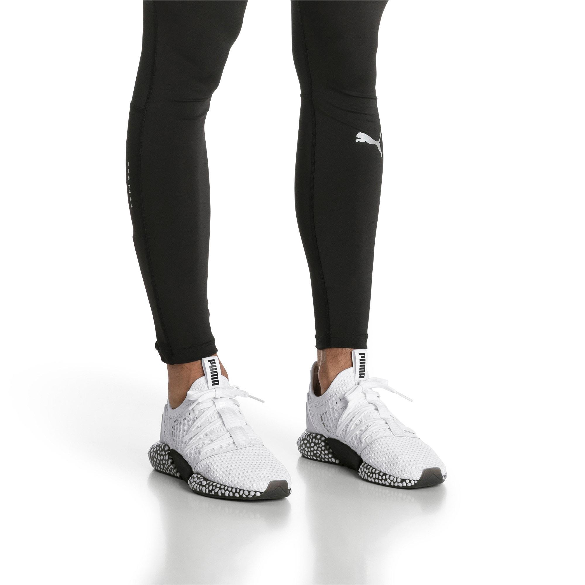 Thumbnail 8 of Hybrid Rocket NETFIT Men's Training Shoes, Puma White-Puma Black, medium