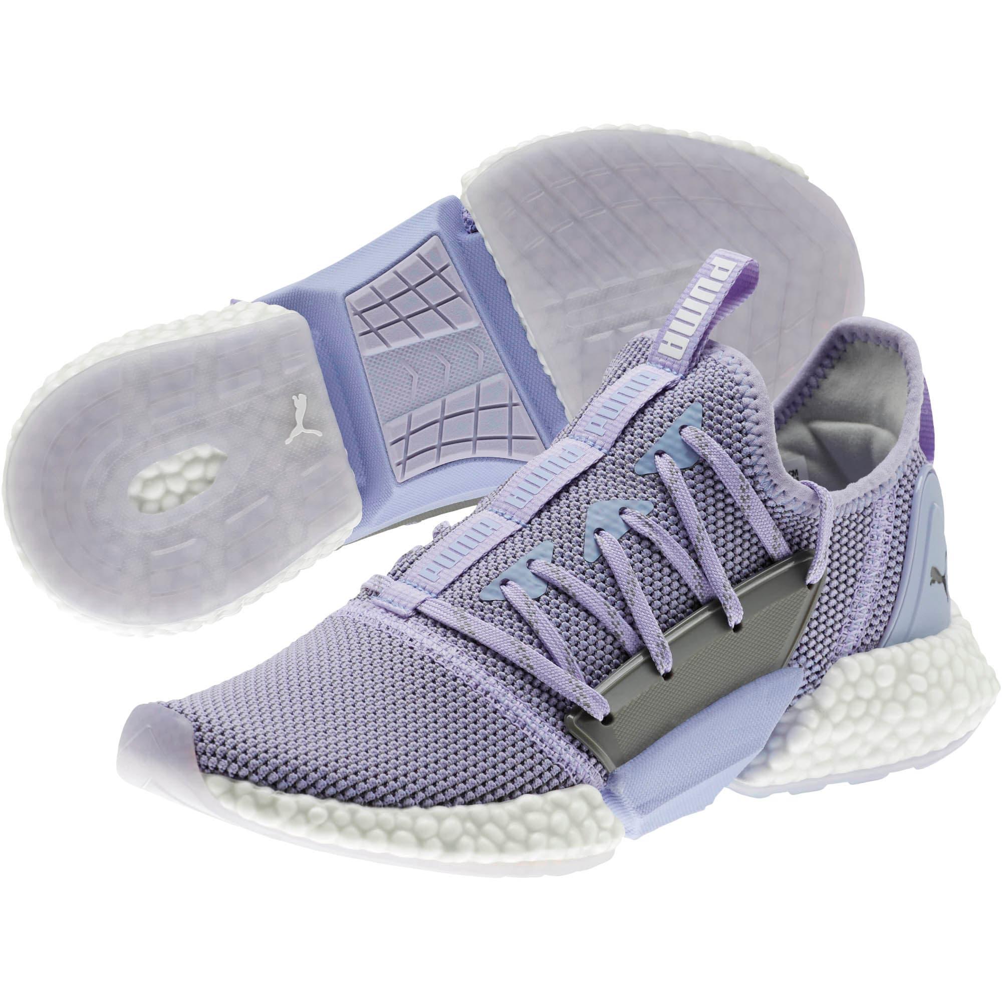 Thumbnail 2 of HYBRID Rocket Runner Women's Running Shoes, Sweet Lavender-Puma White, medium