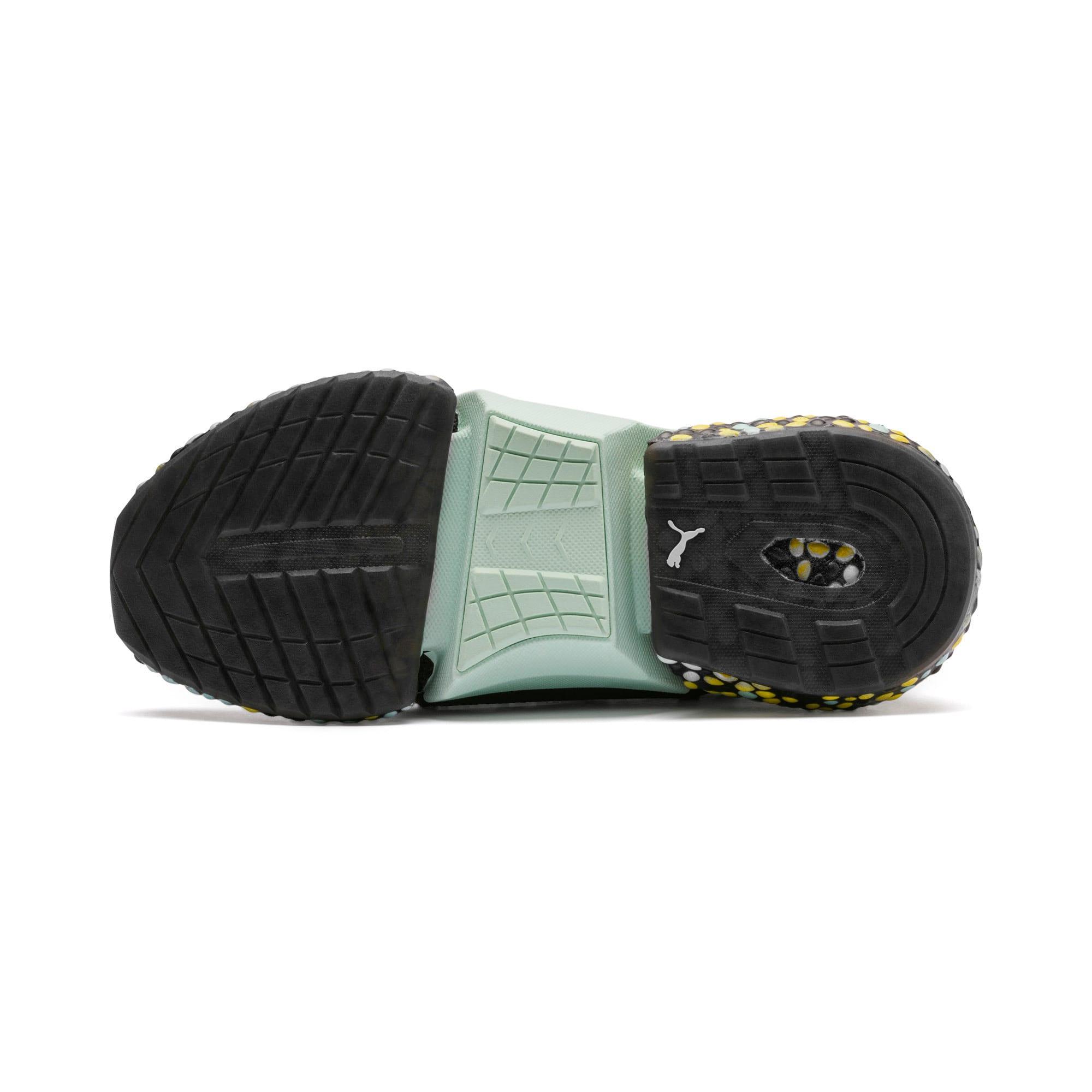 Thumbnail 5 of Hybrid Rocket Women's Running Shoes, Black-Fair Aqua-Yellow, medium