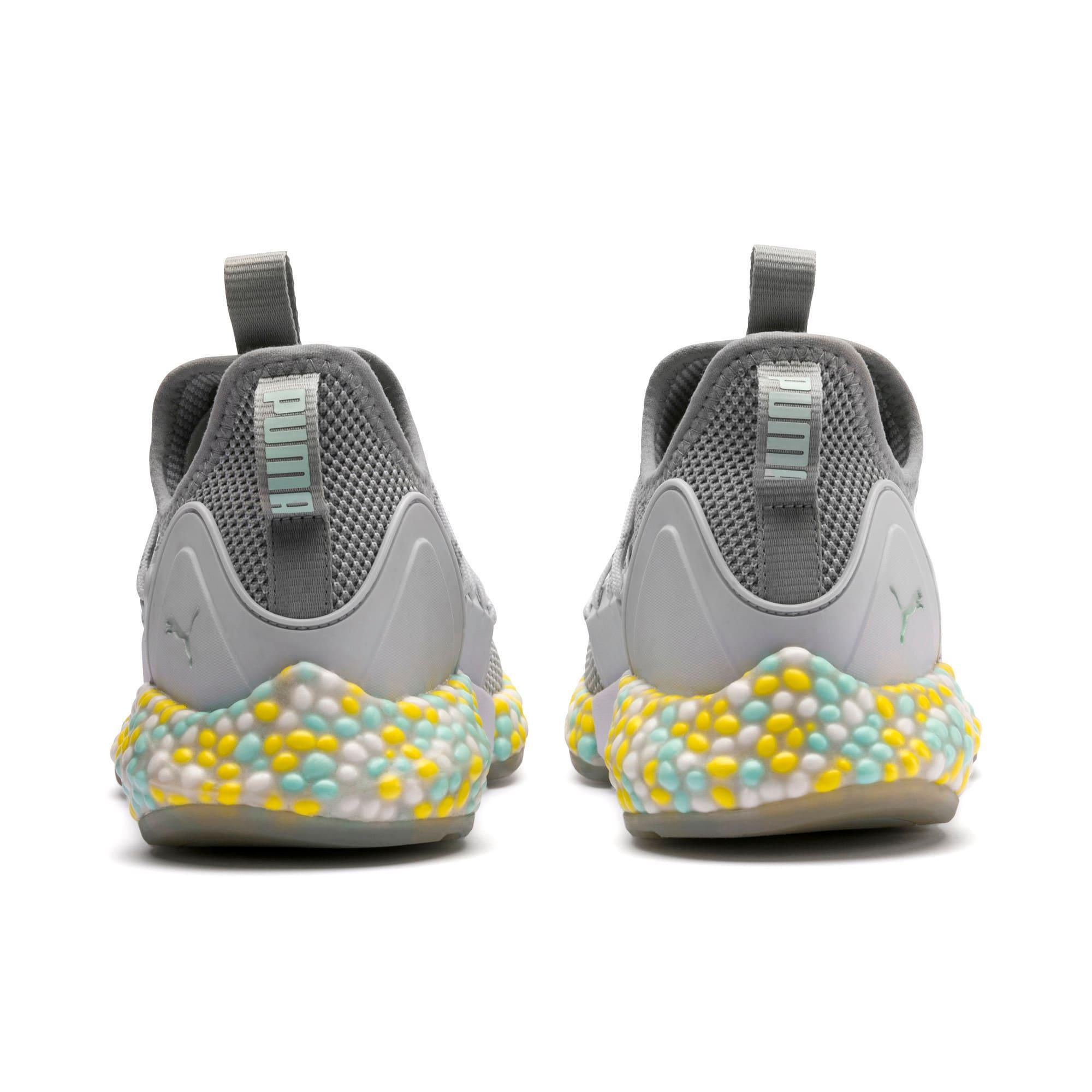 Thumbnail 3 of Hybrid Rocket Women's Running Shoes, Quarry-Puma White-Fair Aqua, medium
