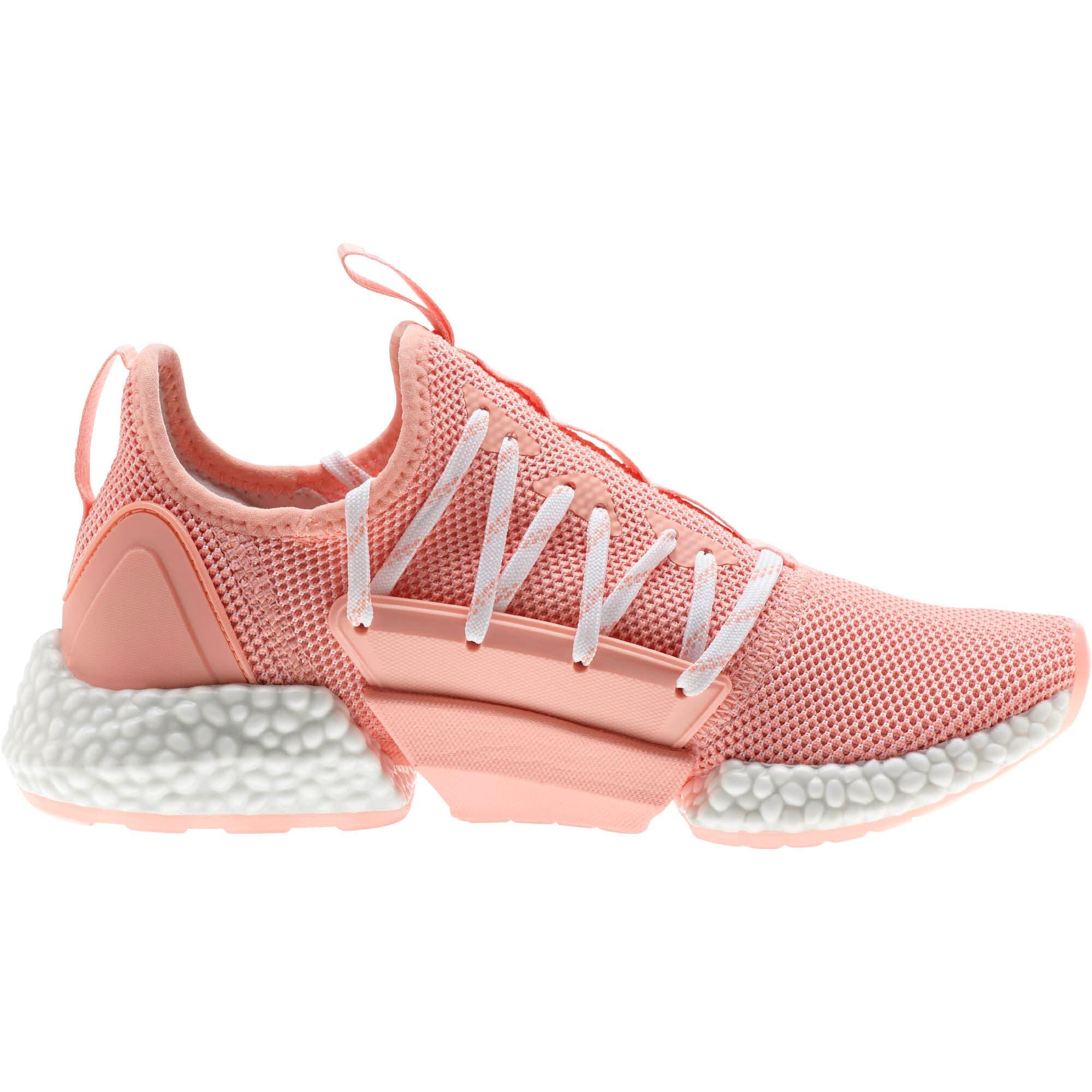 Miniatura 4 de Zapatos para correr HYBRID Rocket Runner para mujer, Peach Bud-Puma White, mediano