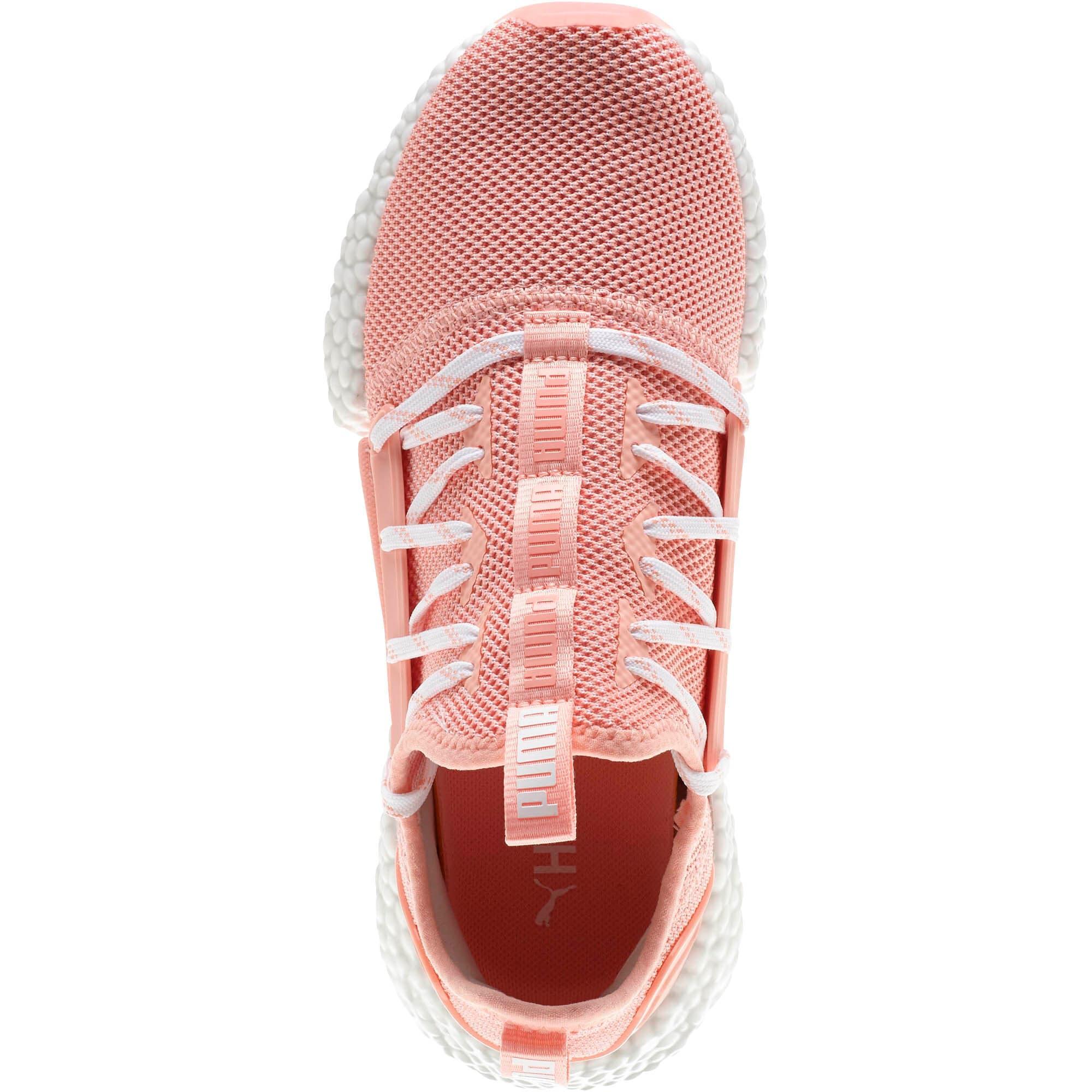 Miniatura 5 de Zapatos para correr HYBRID Rocket Runner para mujer, Peach Bud-Puma White, mediano