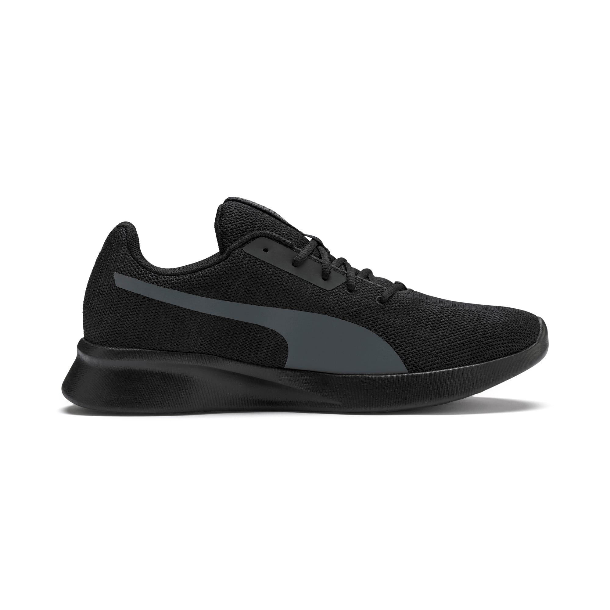 Modern Runner Sneakers, Puma Black-Iron Gate, large-IND