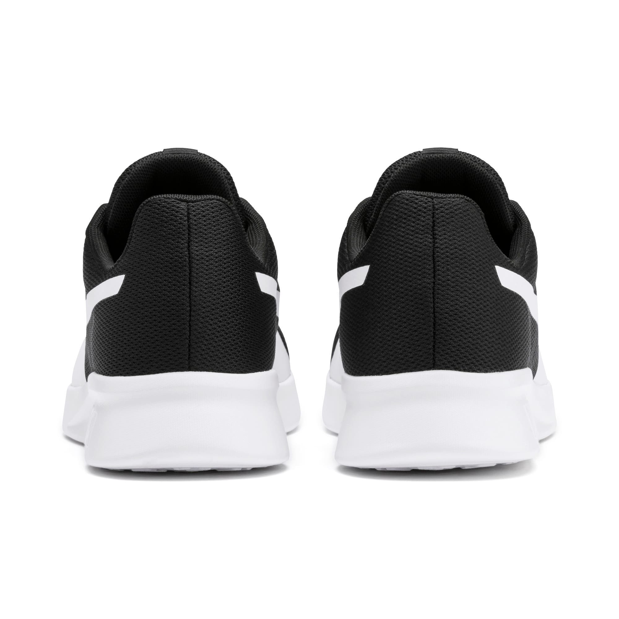 Thumbnail 5 of Modern Runner Sneakers, Puma Black-Puma White, medium-IND