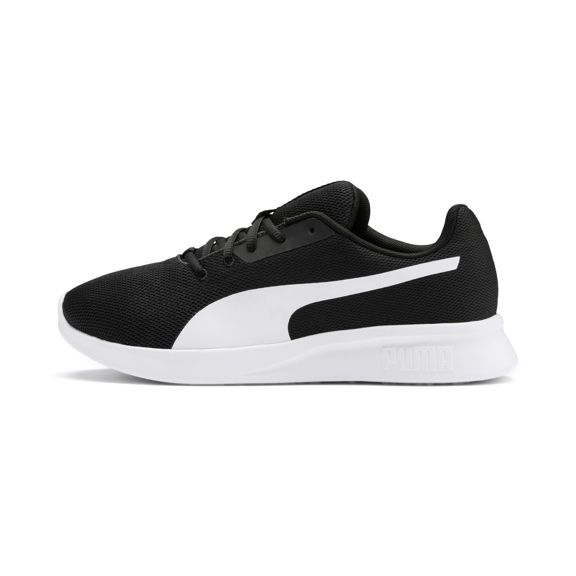 Thumbnail 1 of Modern Runner Sneakers, Puma Black-Puma White, medium-IND