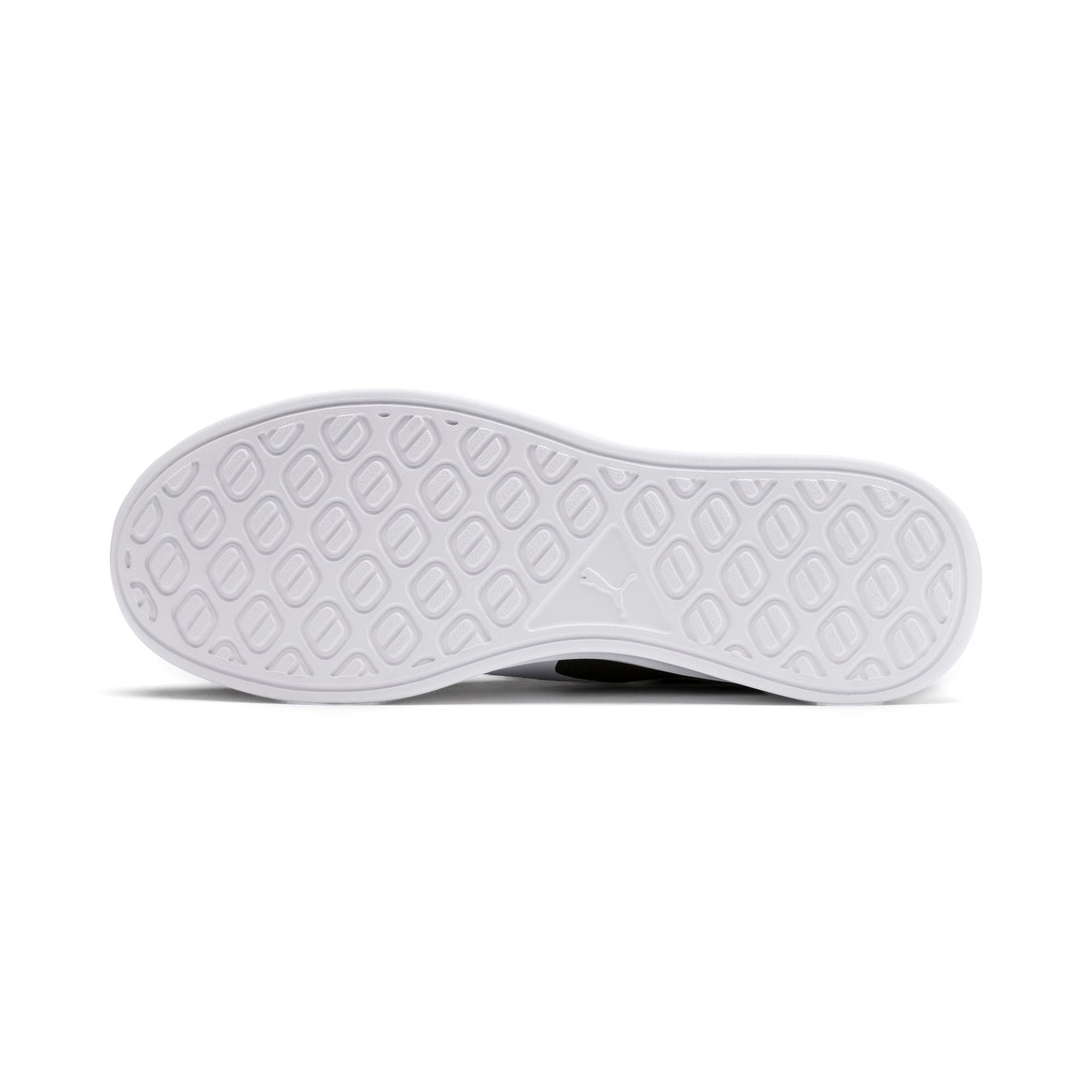 Thumbnail 6 of Modern Runner Sneakers, Puma Black-Puma White, medium-IND