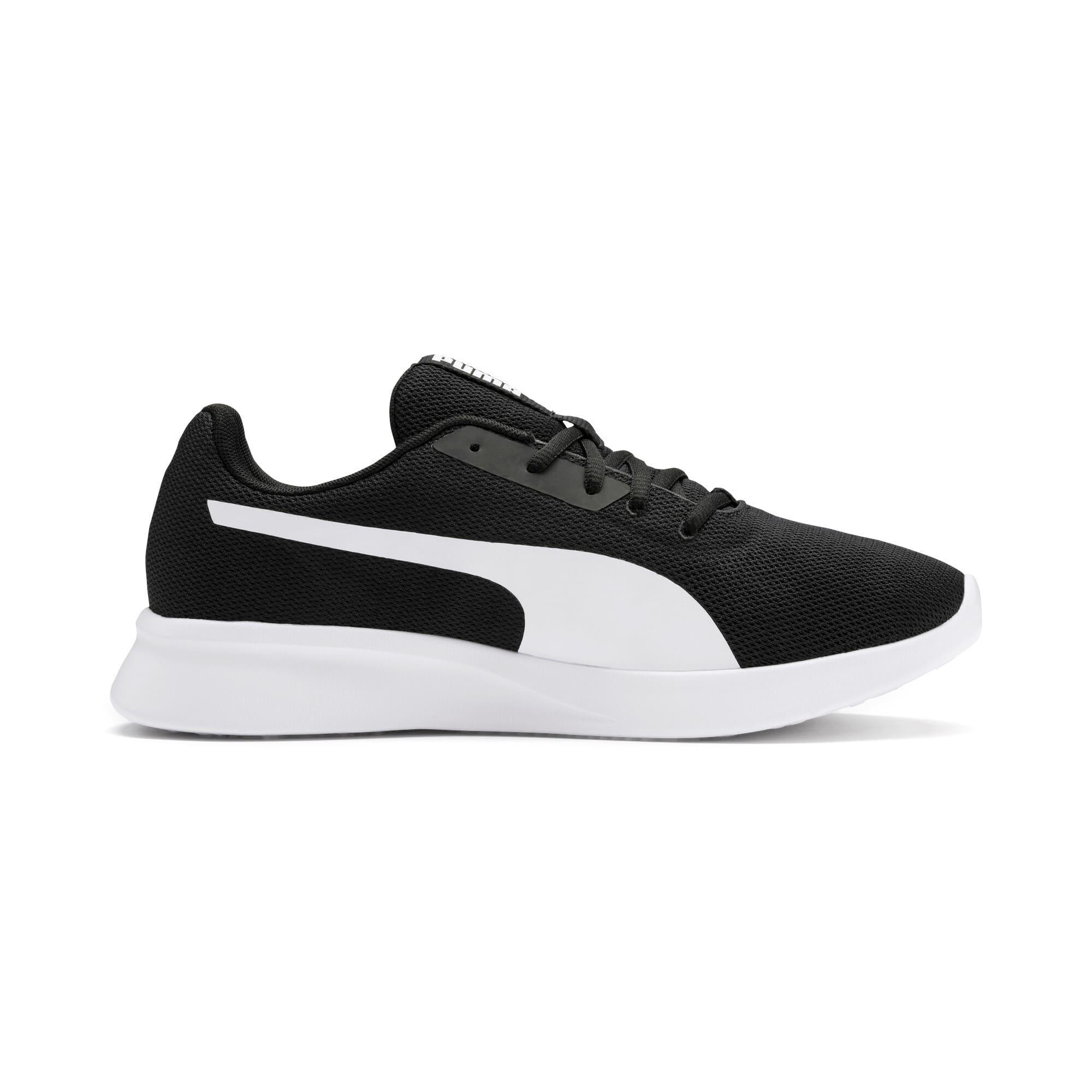 Thumbnail 7 of Modern Runner Sneakers, Puma Black-Puma White, medium-IND