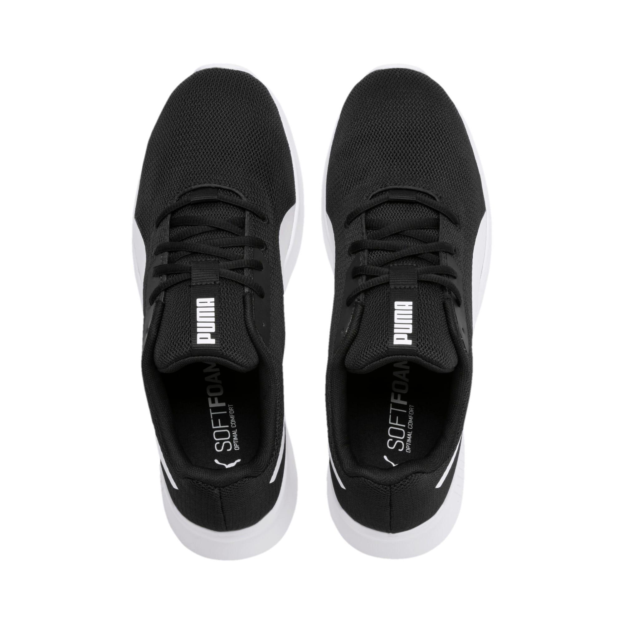 Thumbnail 8 of Modern Runner Sneakers, Puma Black-Puma White, medium-IND