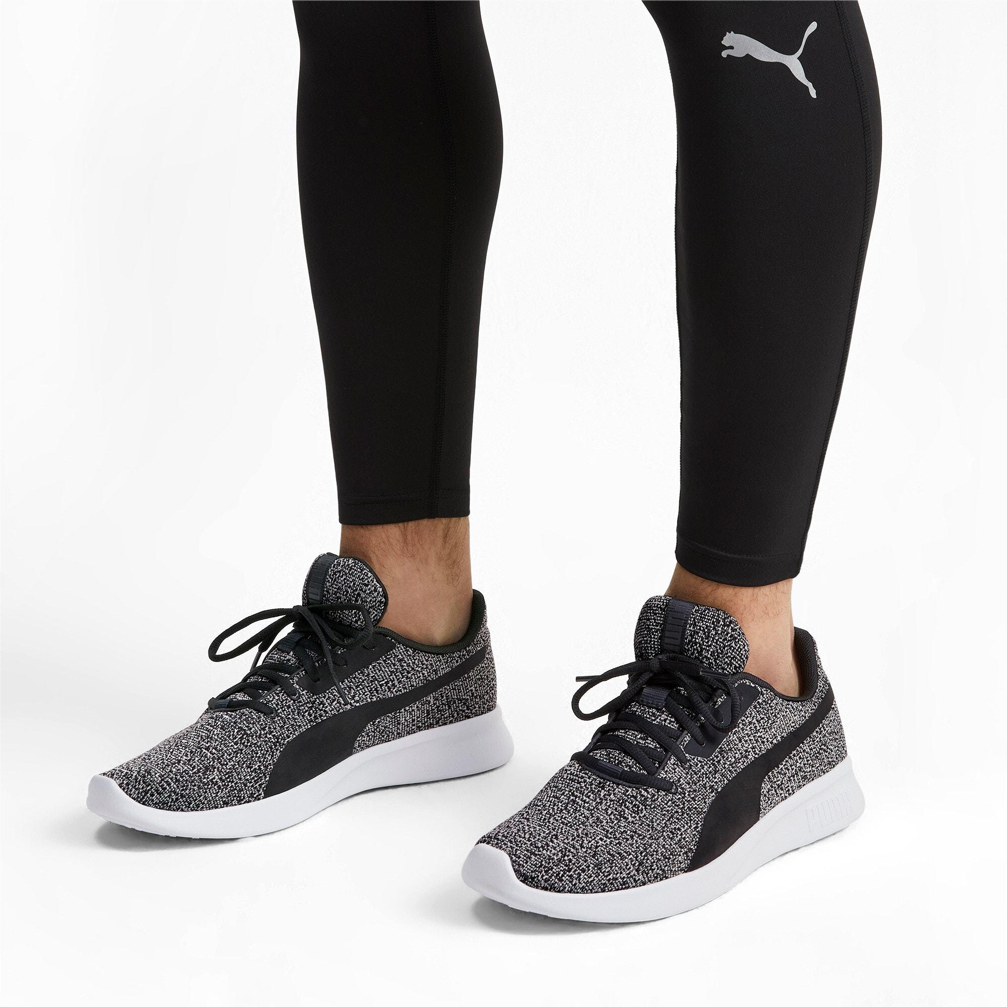 Thumbnail 2 of Modern Runner Sneakers, Gray Violet-Puma Black, medium-IND