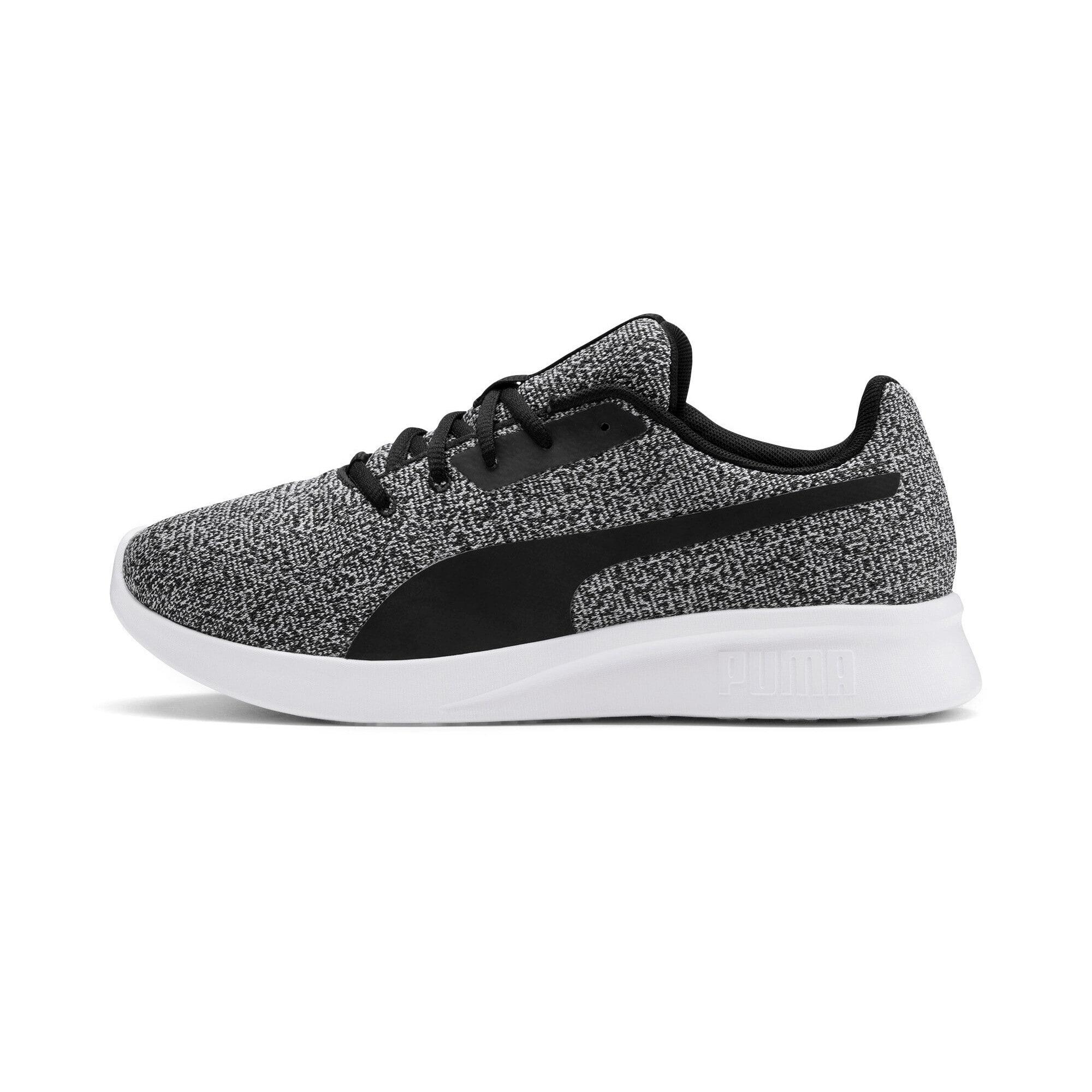 Thumbnail 1 of Modern Runner Sneakers, Gray Violet-Puma Black, medium-IND
