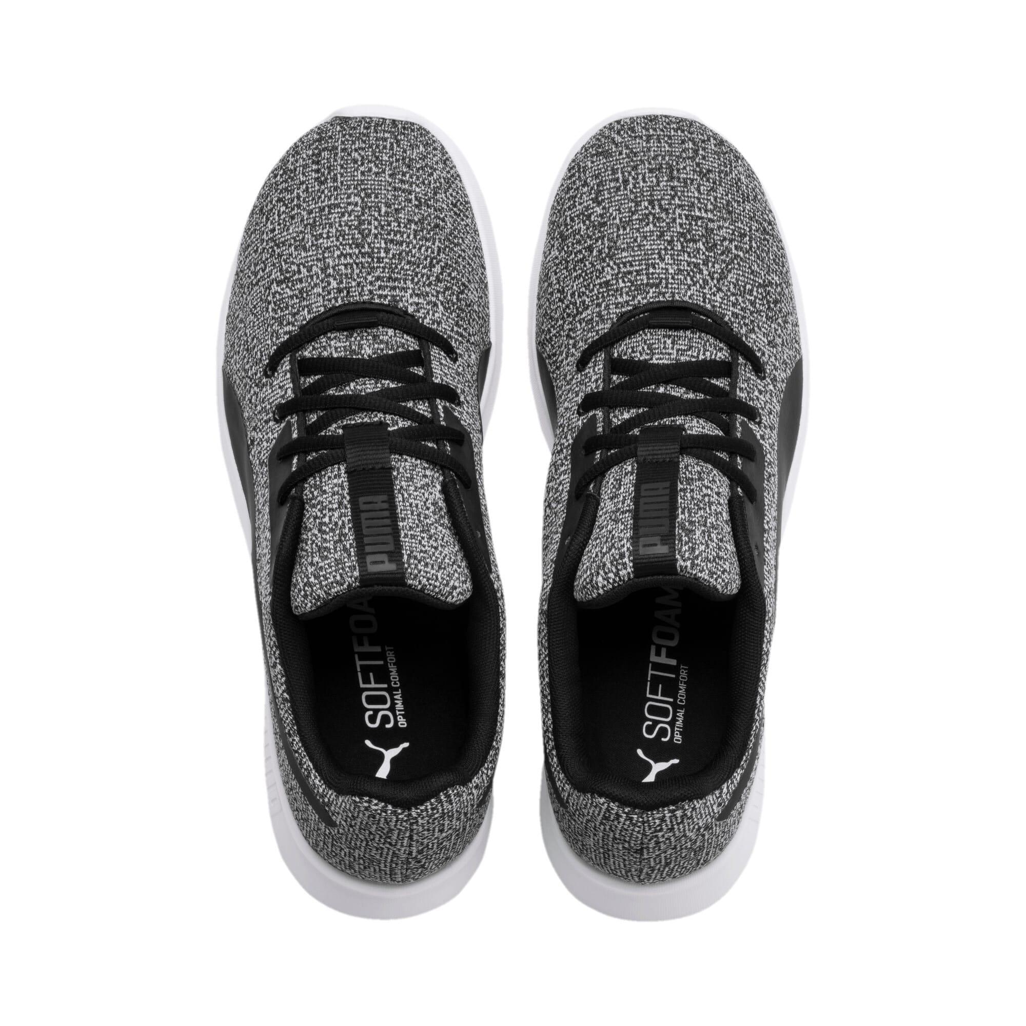 Thumbnail 8 of Modern Runner Sneakers, Gray Violet-Puma Black, medium-IND