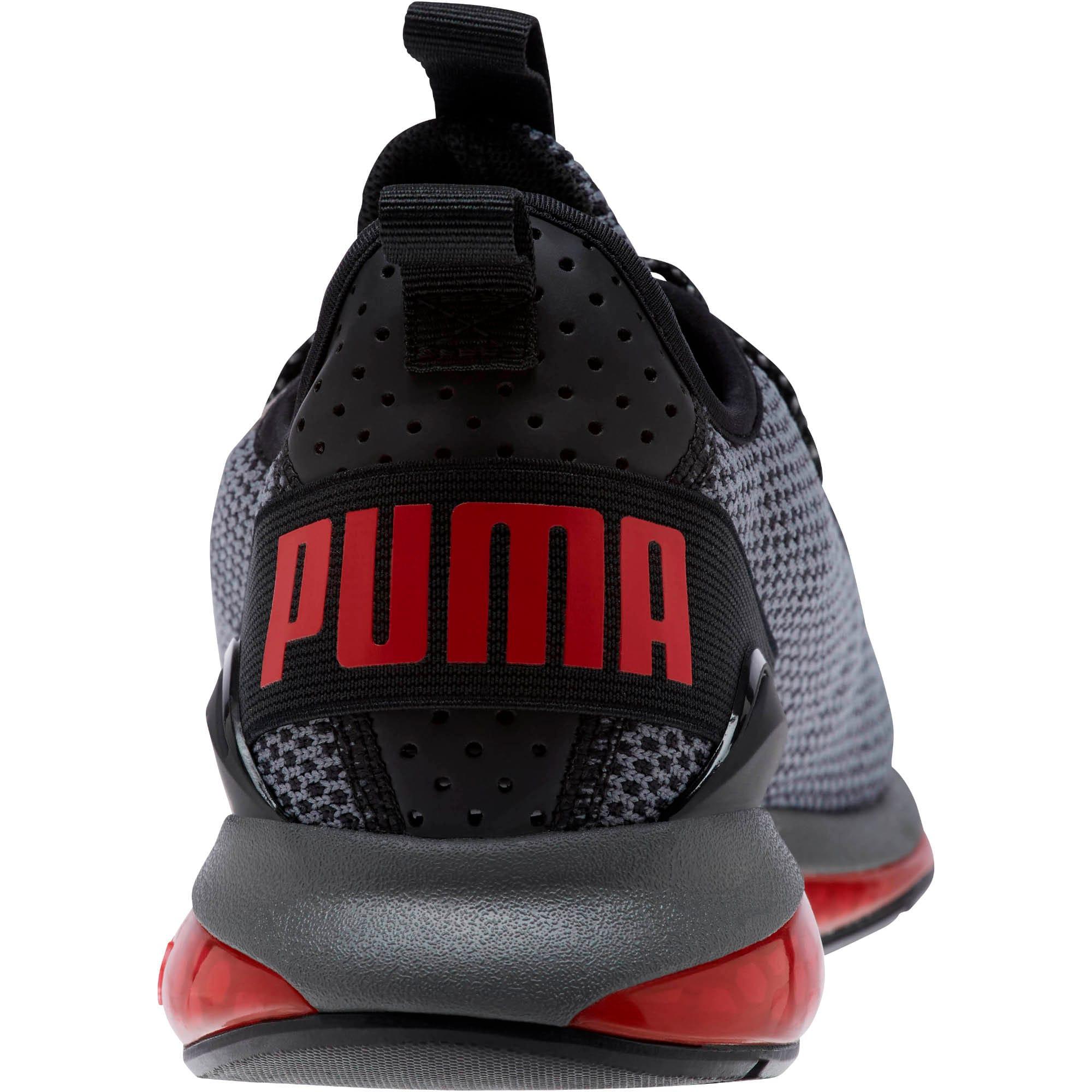 Thumbnail 4 of Cell Descend Men's Running Shoes, Pma Blk-Rbn Rd-Pma Agd Slvr, medium