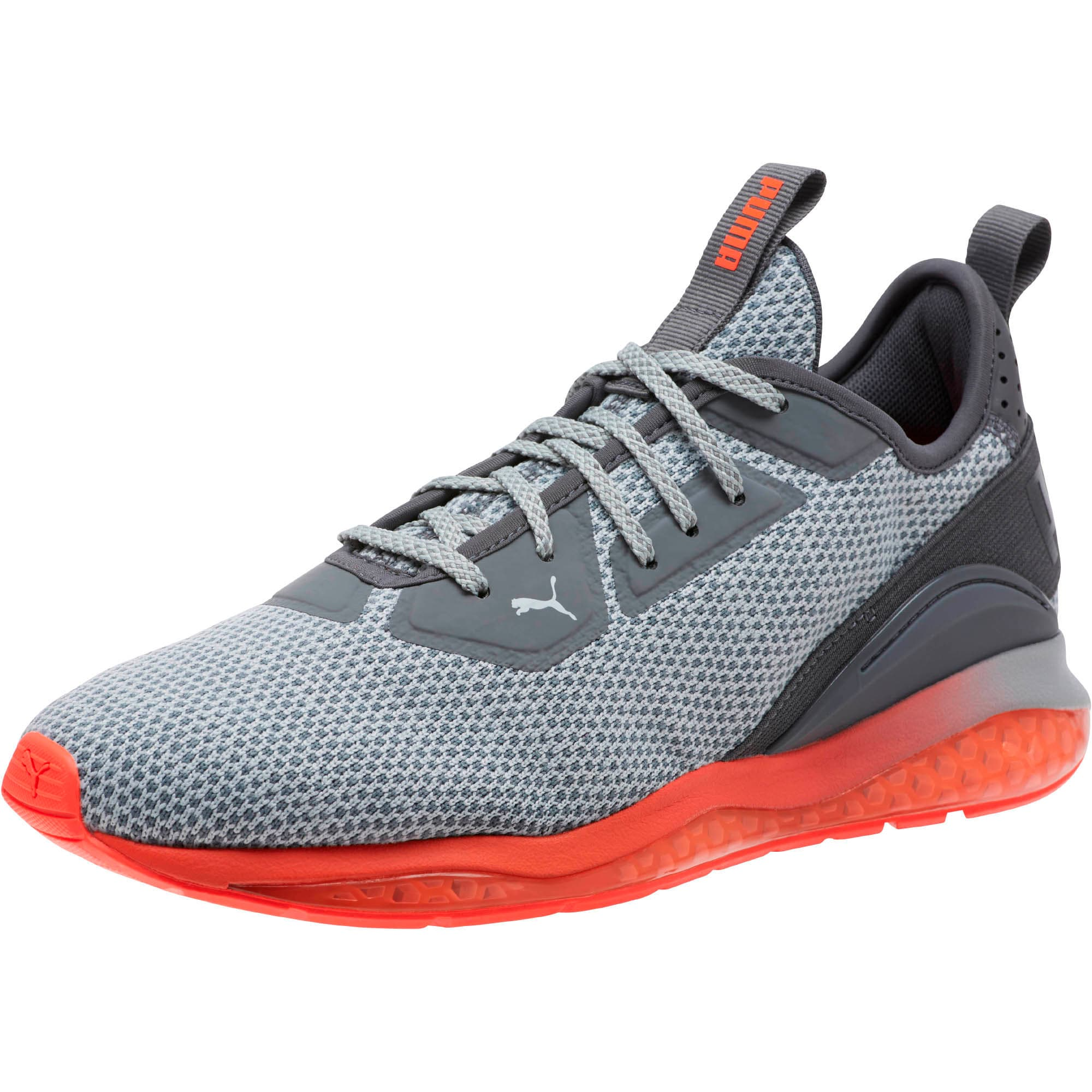 Thumbnail 1 of CELL Descend Northern Lights Sneakers, Irn Gt-Qrry-Shkg Org-Rd Blst, medium