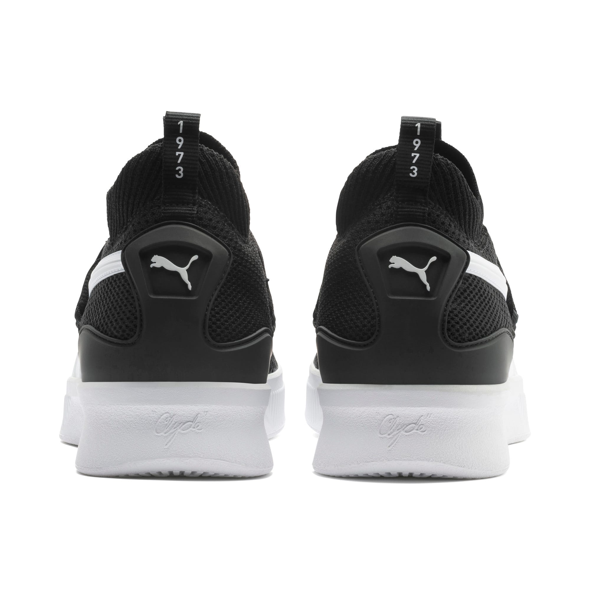 Imagen en miniatura 3 de Zapatillas de baloncesto Clyde Court, Puma Black, mediana