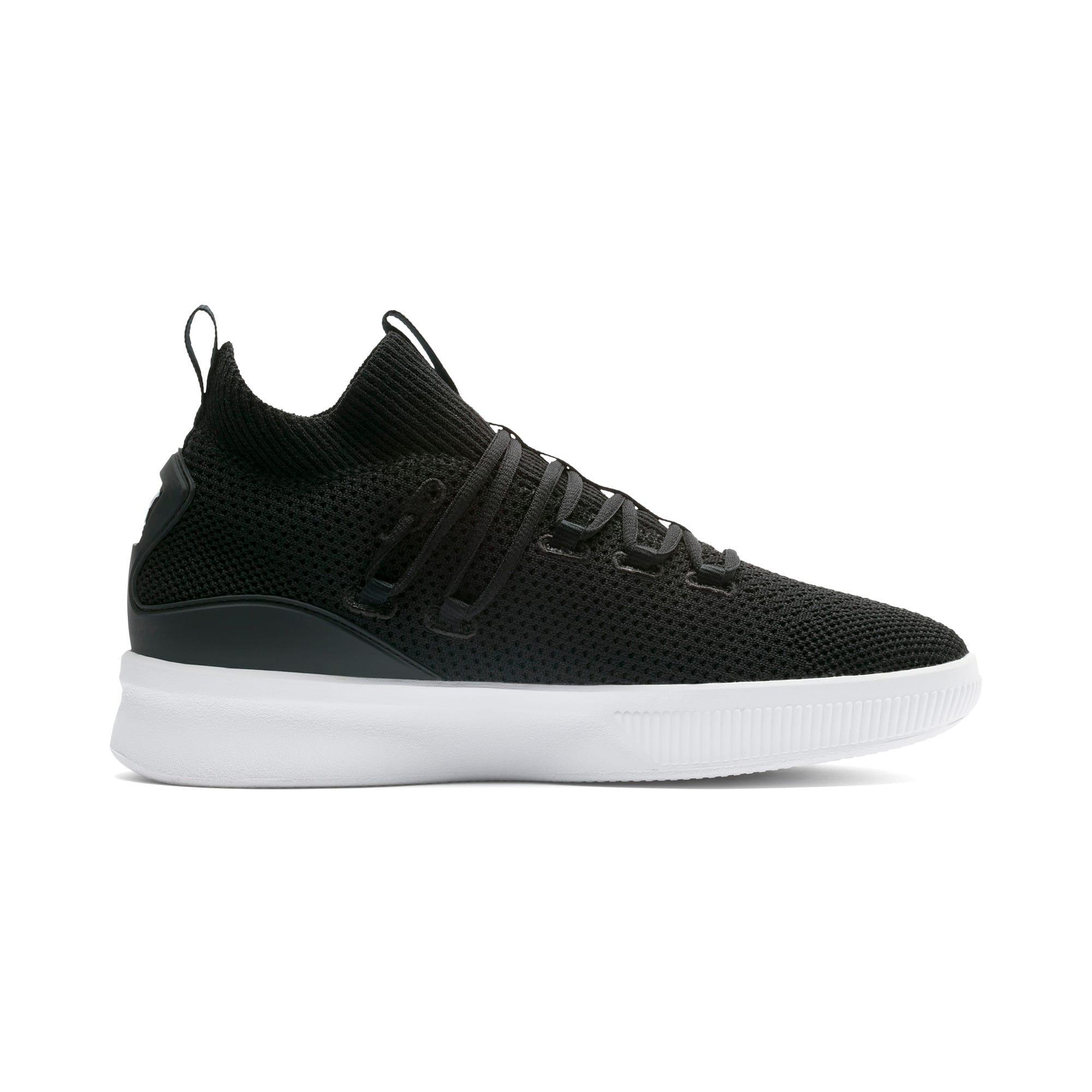 Imagen en miniatura 5 de Zapatillas de baloncesto Clyde Court, Puma Black, mediana