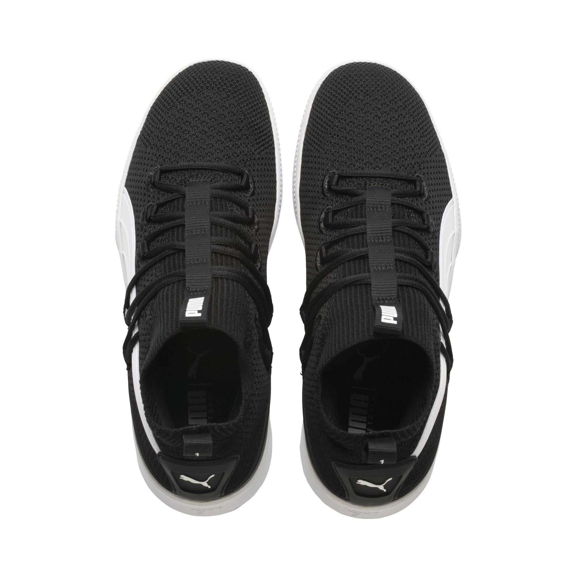 Imagen en miniatura 6 de Zapatillas de baloncesto Clyde Court, Puma Black, mediana