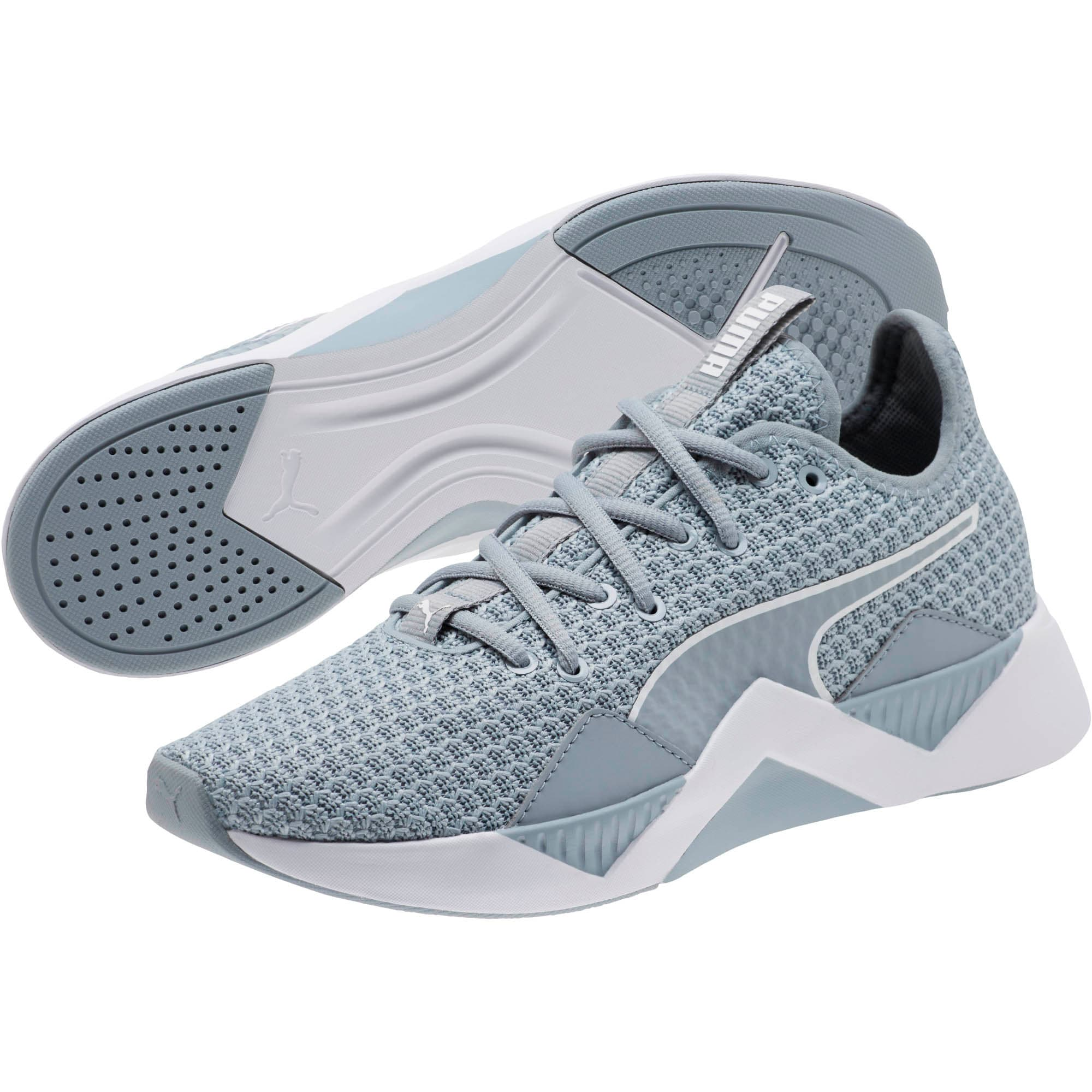 Thumbnail 2 of Incite FS Women's Training Shoes, Quarry-Puma White, medium