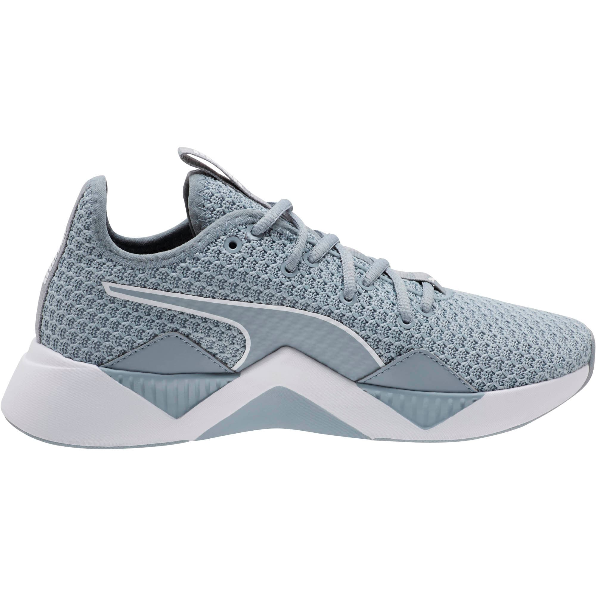 Thumbnail 3 of Incite FS Women's Training Shoes, Quarry-Puma White, medium