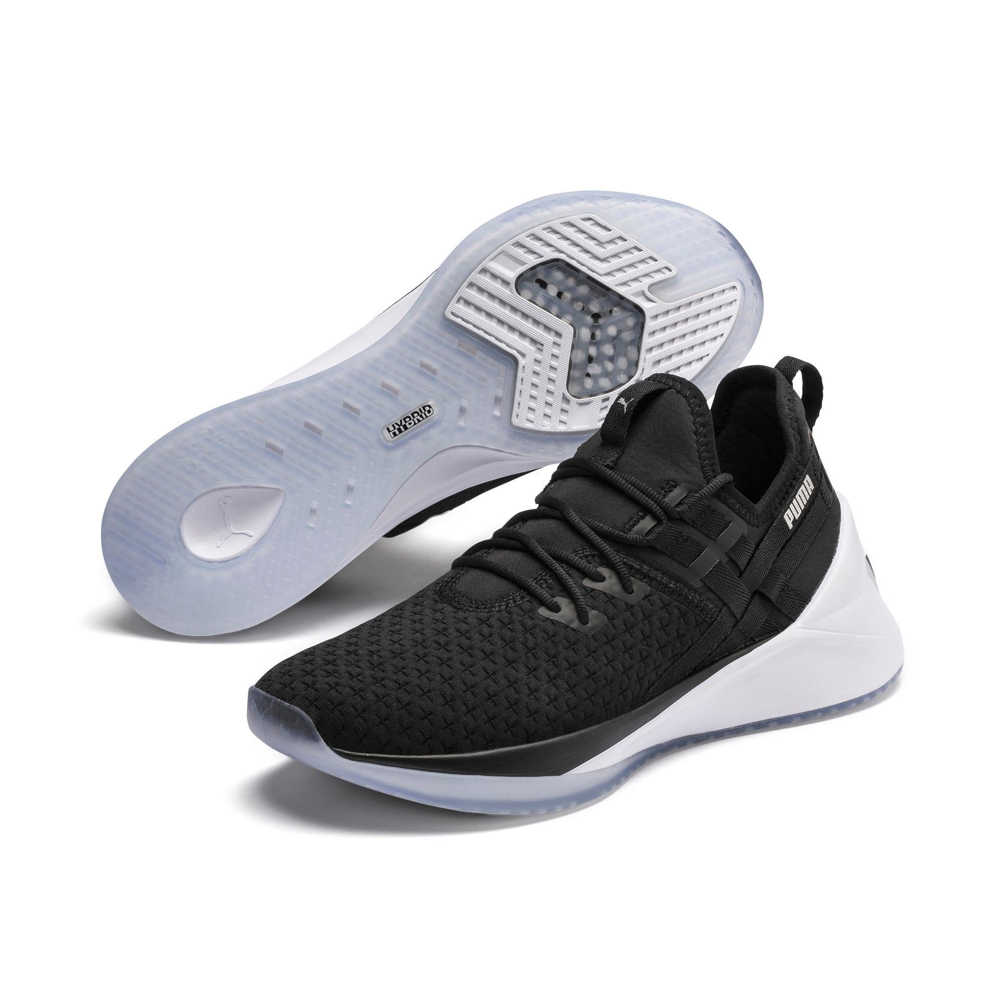 Thumbnail 2 of Jaab XT Women's Training Shoes, Puma Black-Puma White, medium
