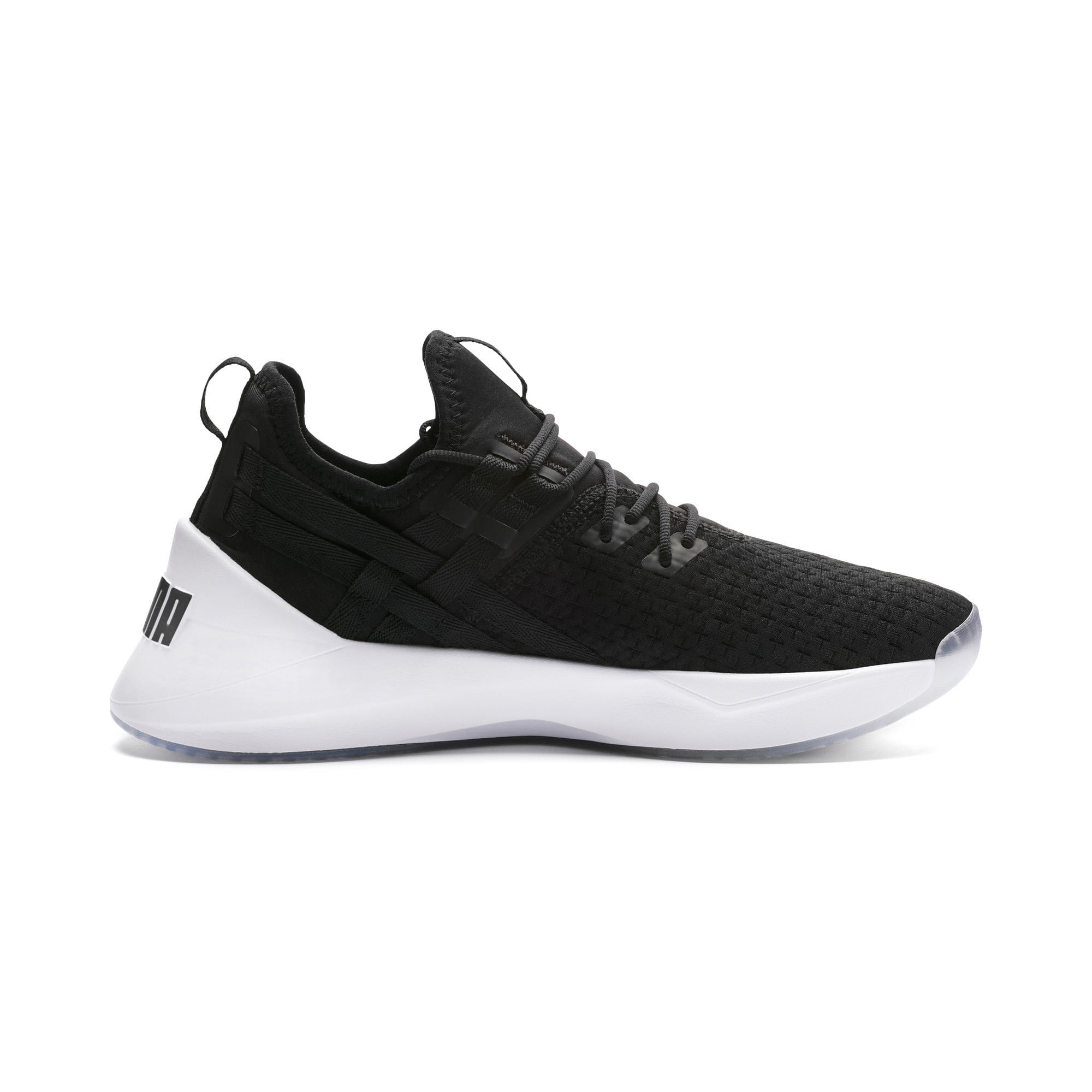 Thumbnail 5 of Jaab XT Women's Training Trainers, Puma Black-Puma White, medium