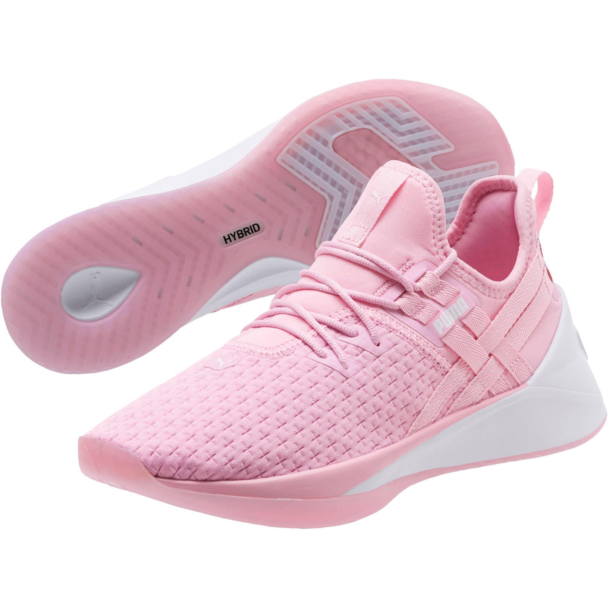 Thumbnail 2 of Jaab XT Women's Training Shoes, Lilac Sachet-Puma White, medium