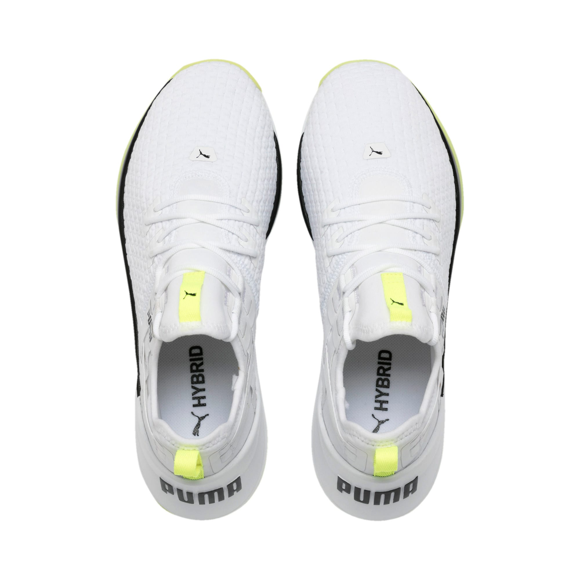 Thumbnail 7 of Jaab XT Damen Trainingsschuhe, Puma White-Yellow Alert, medium