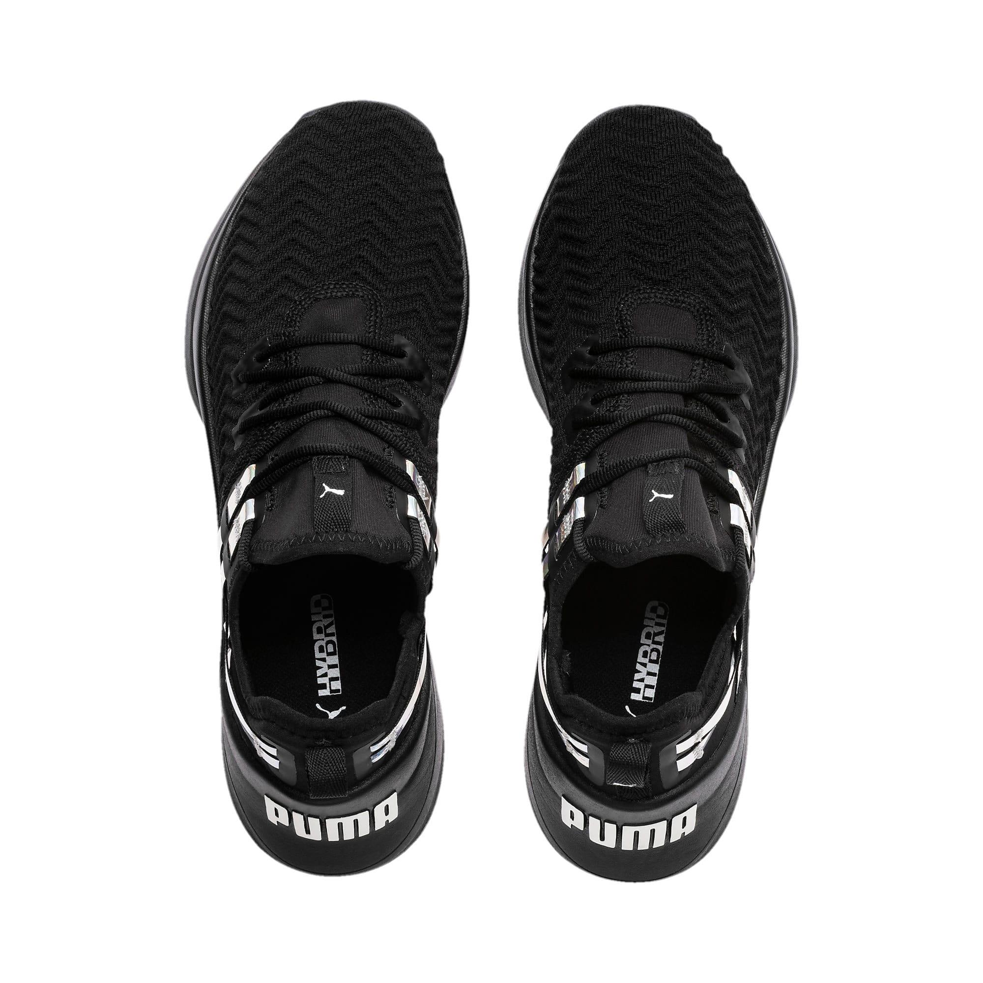 Thumbnail 7 of JAAB XT イリディセント TZ ウィメンズ, Puma Black-Puma Black, medium-JPN