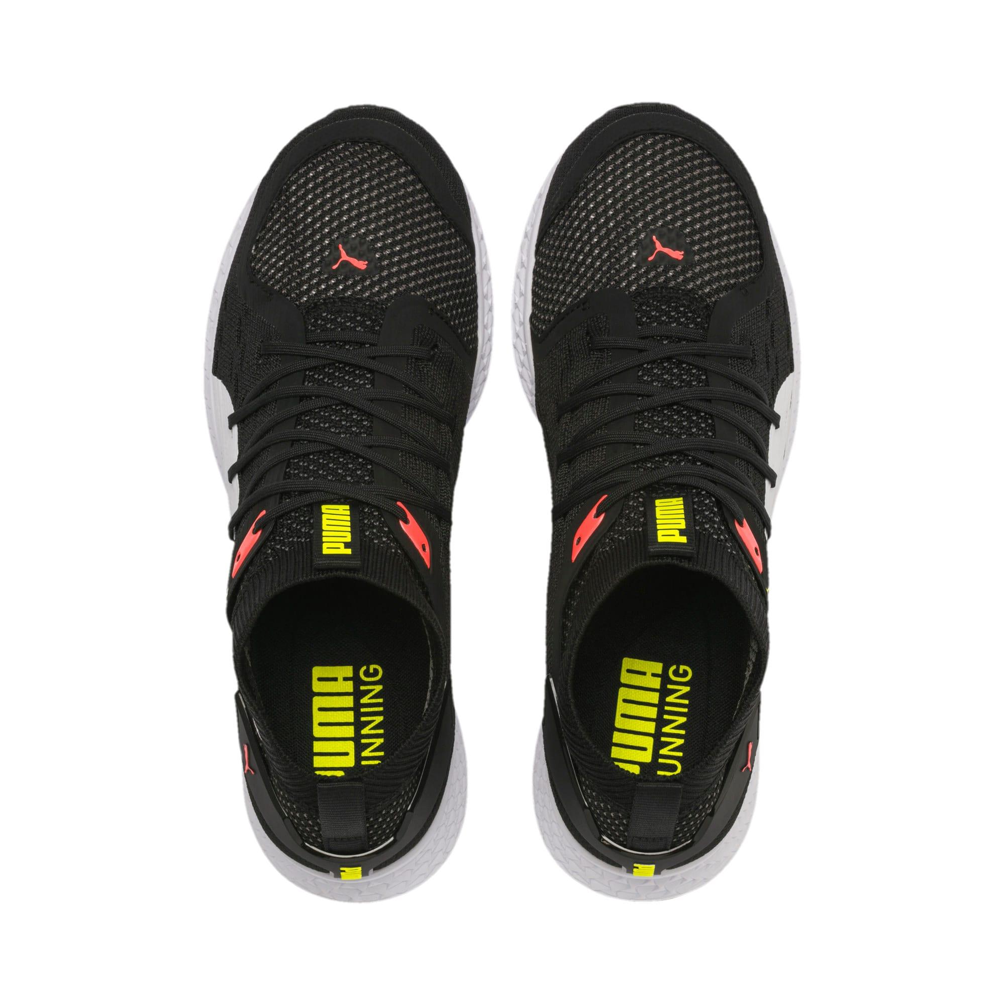 Thumbnail 7 of SPEED 500 Men's Running Shoes, Black-White-Red-Yellow, medium
