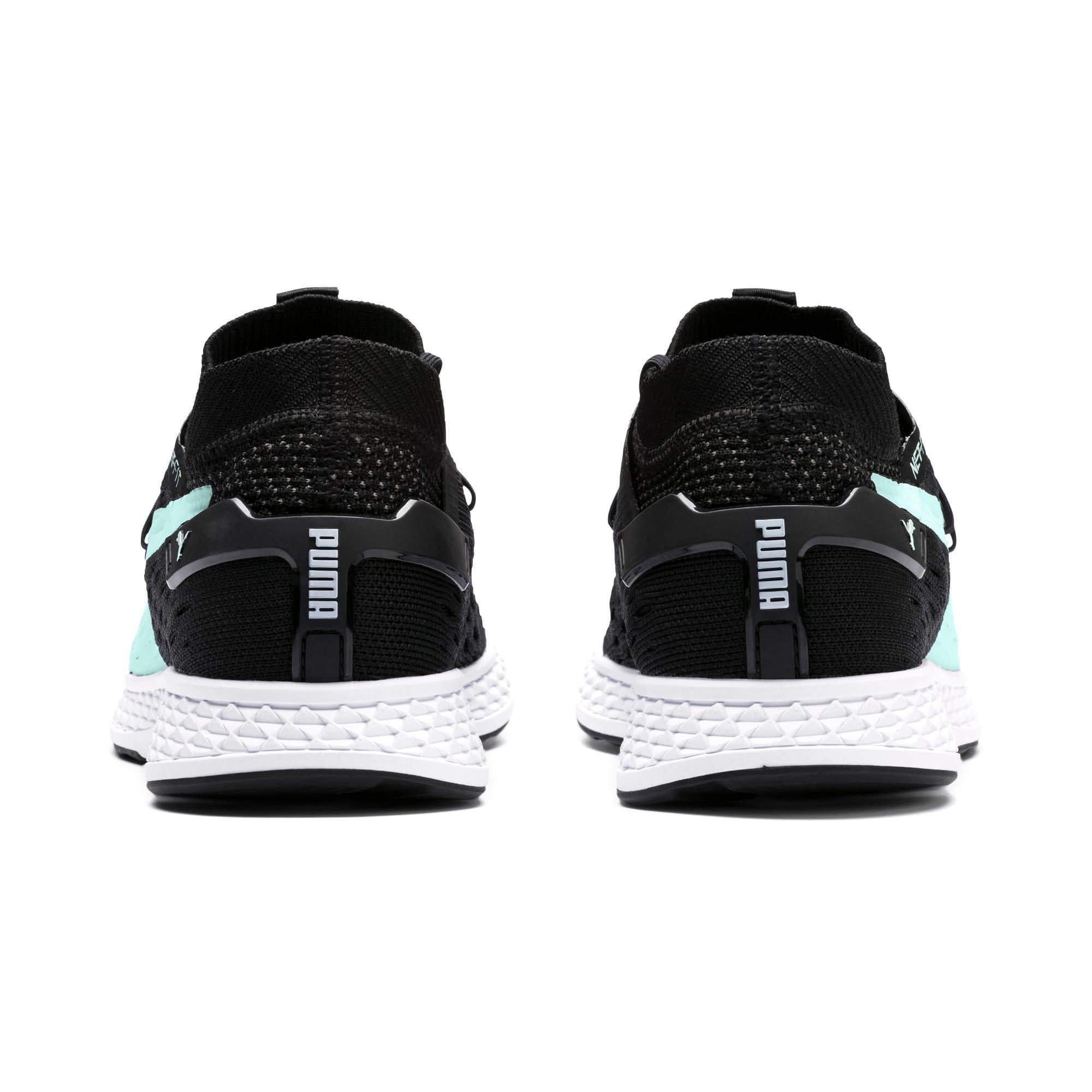 Thumbnail 4 of SPEED 500 Women's Running Shoes, Puma Black-Puma White, medium