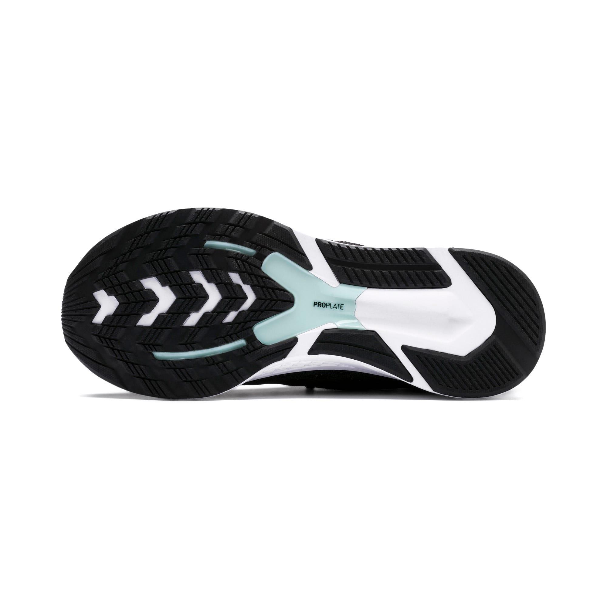 Thumbnail 5 of SPEED 500 Women's Running Shoes, Puma Black-Puma White, medium