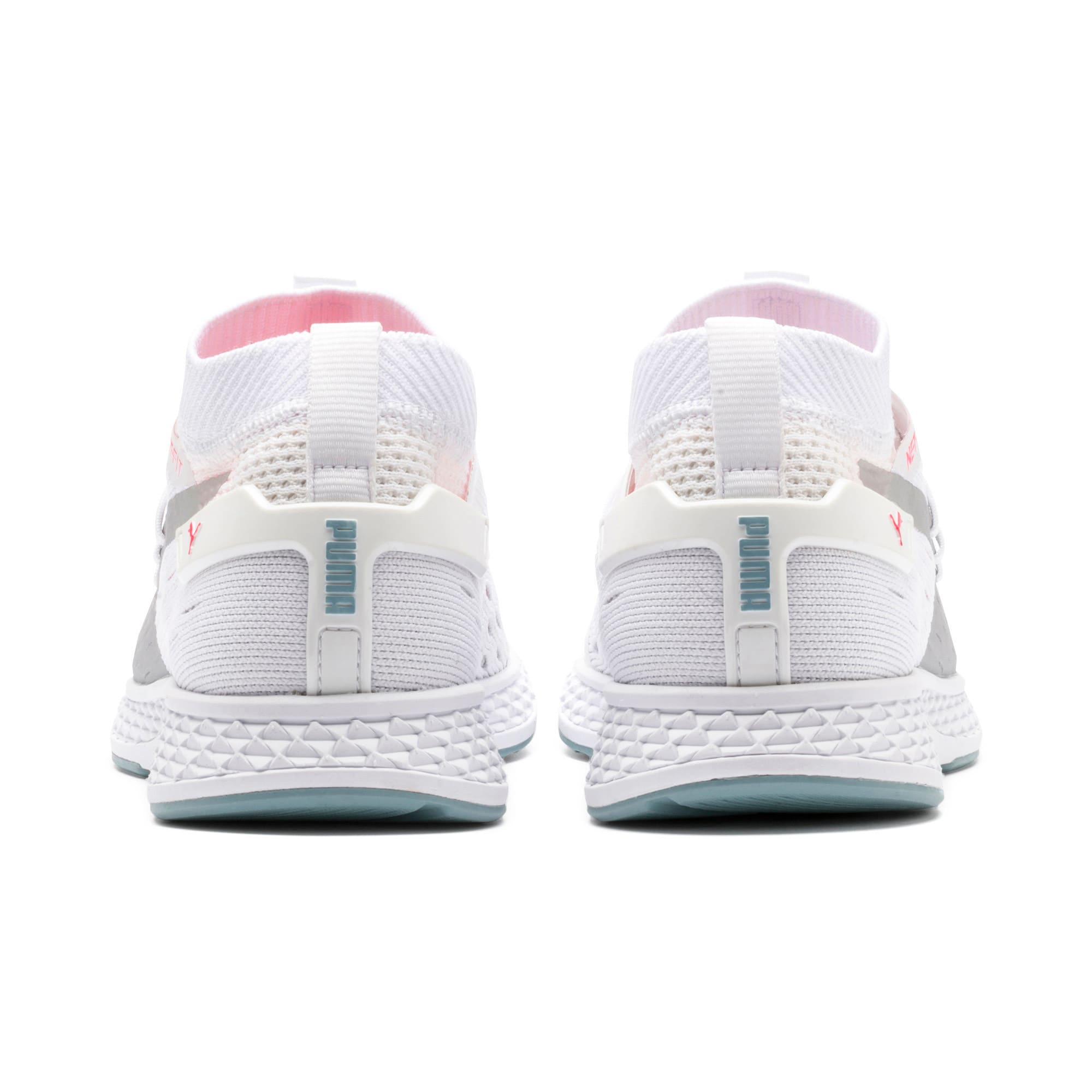 Thumbnail 5 of SPEED 500 Women's Running Shoes, White-Silver-Milky Blue-Pink, medium