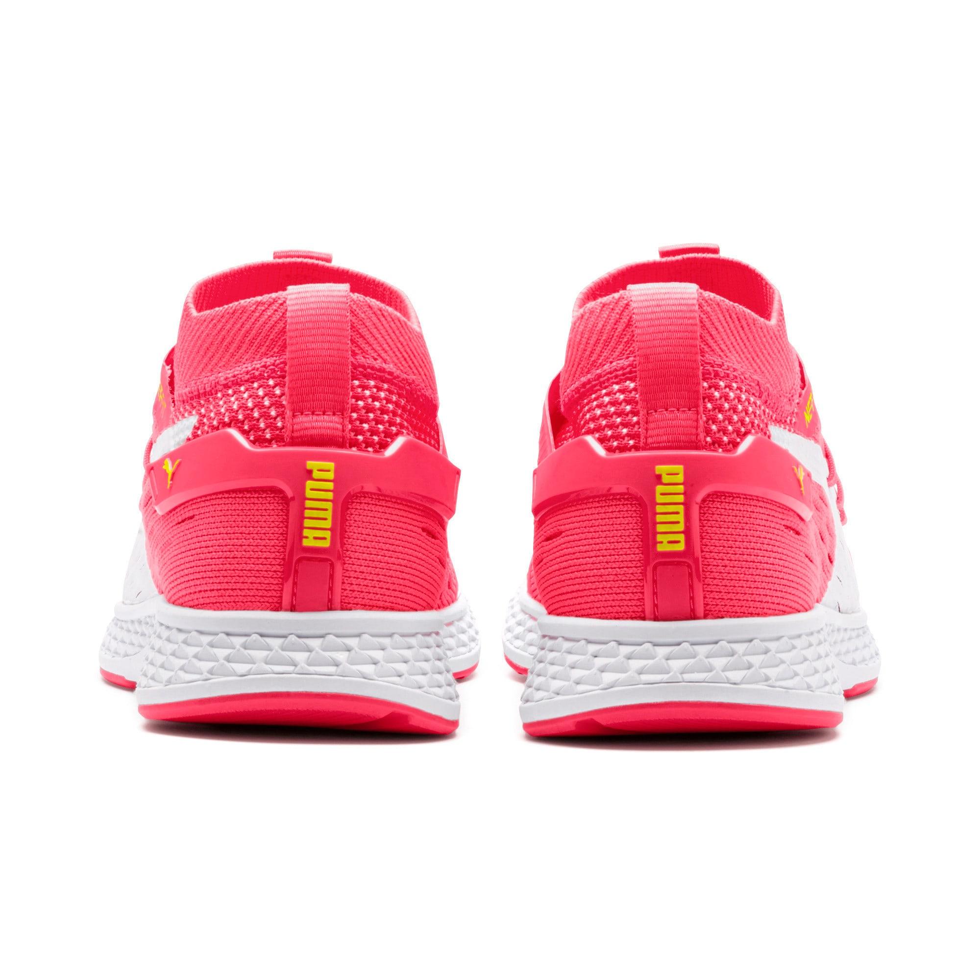 Miniatura 5 de Zapatos para correrSPEED500 para mujer, Pink Alert-White-Yellow, mediano