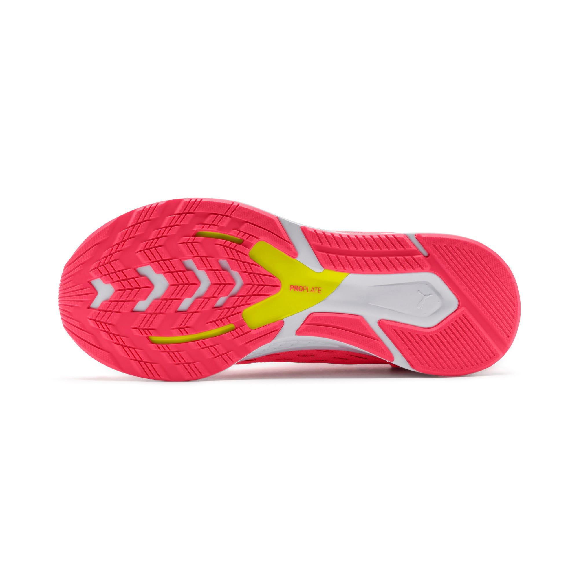 Miniatura 4 de Zapatos para correrSPEED500 para mujer, Pink Alert-White-Yellow, mediano