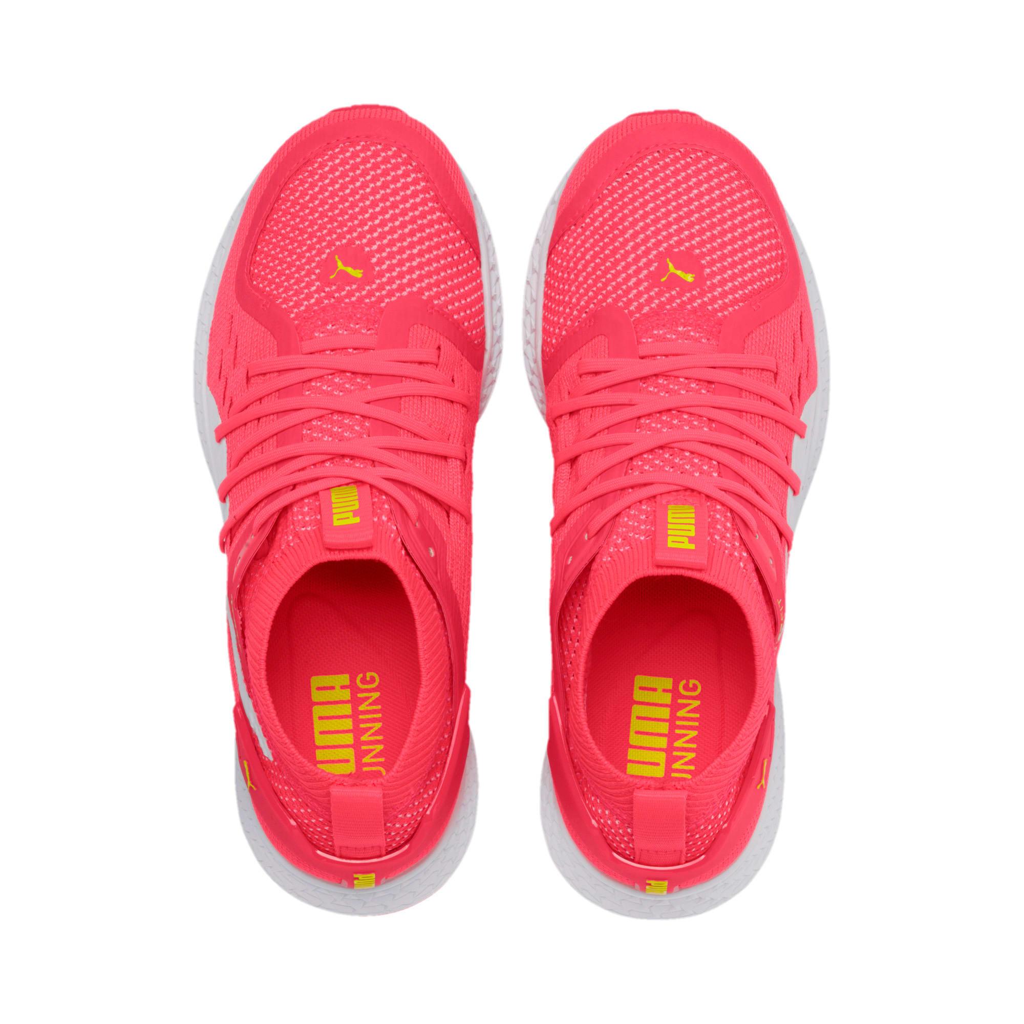 Miniatura 7 de Zapatos para correrSPEED500 para mujer, Pink Alert-White-Yellow, mediano