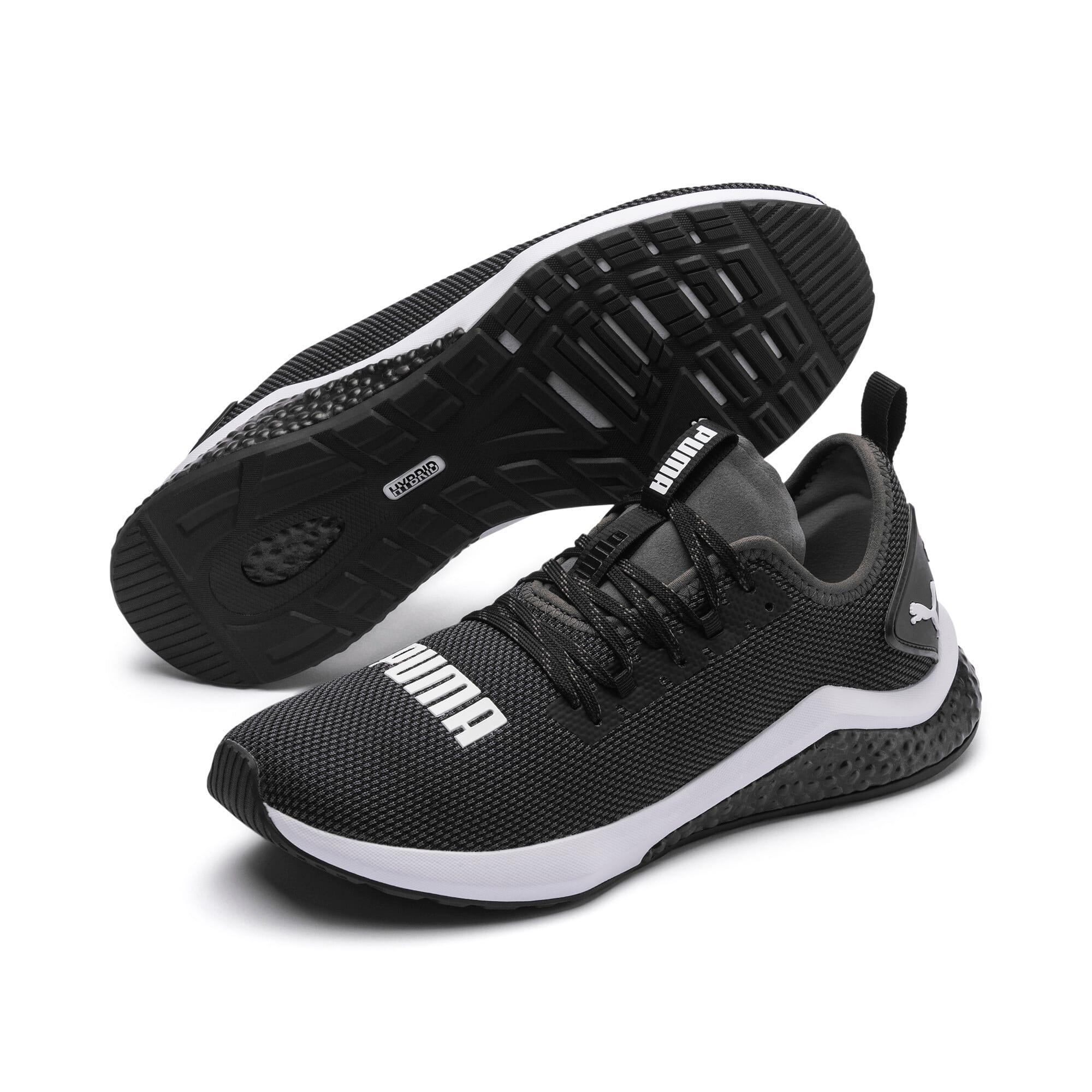Thumbnail 3 of HYBRID NX Men's Running Shoes, Puma Black-Puma White, medium