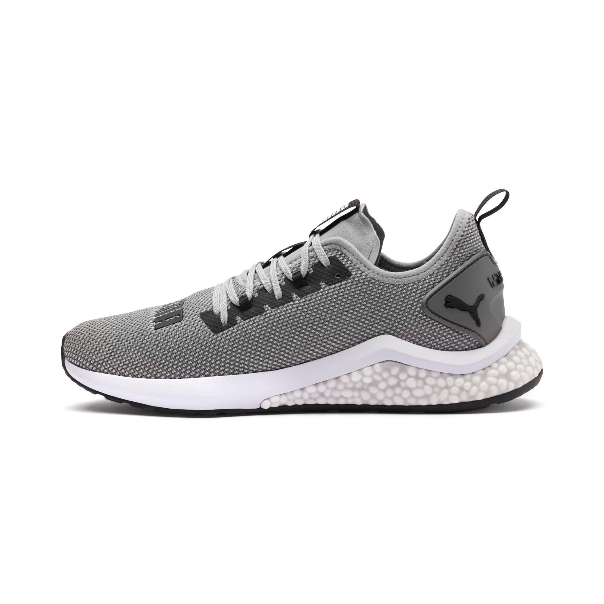 Thumbnail 1 of HYBRID NX Men's Running Shoes, Quarry-Puma White, medium