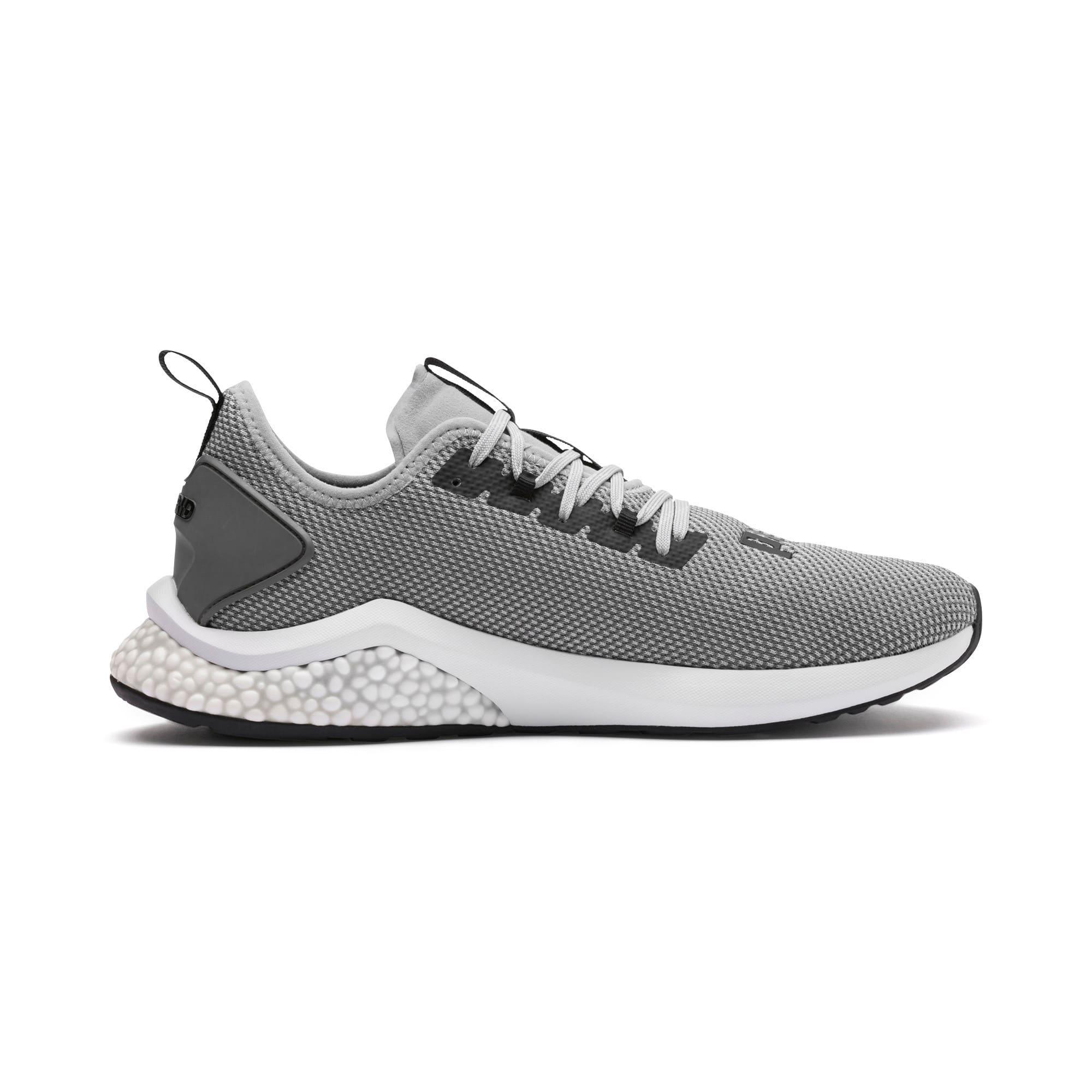Thumbnail 5 of HYBRID NX Men's Running Shoes, Quarry-Puma White, medium