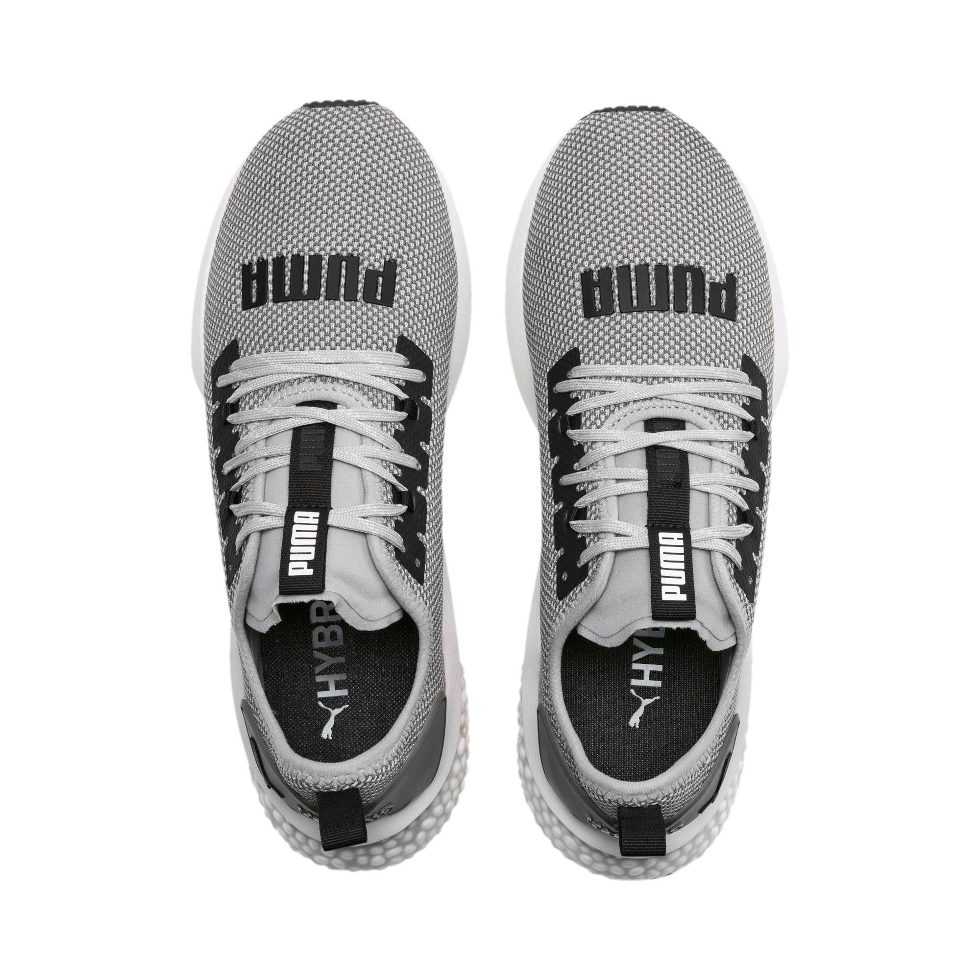 Thumbnail 6 of HYBRID NX Men's Running Shoes, Quarry-Puma White, medium